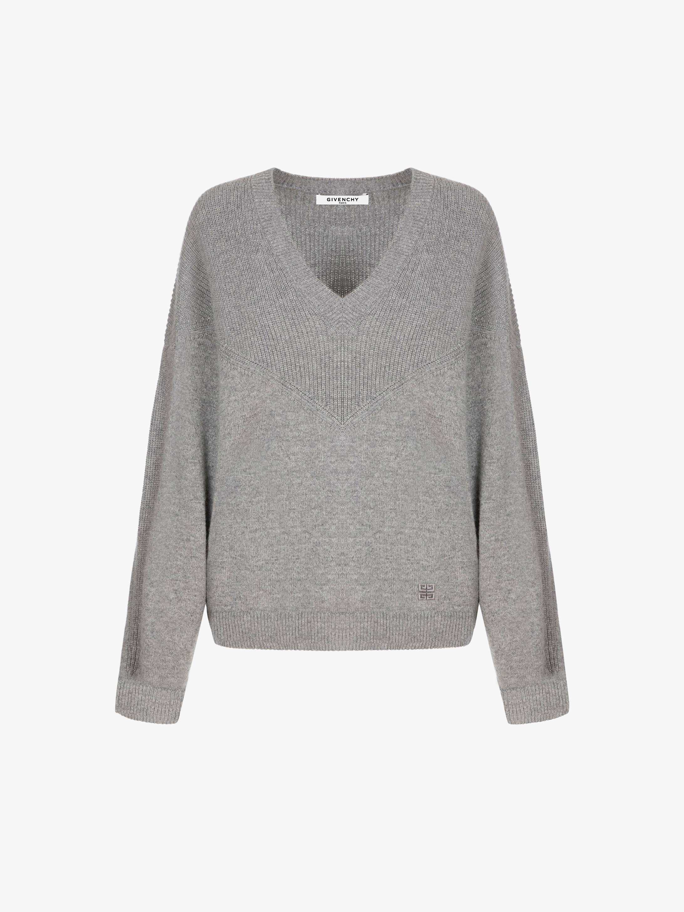 Bat sleeves sweater in cashmere