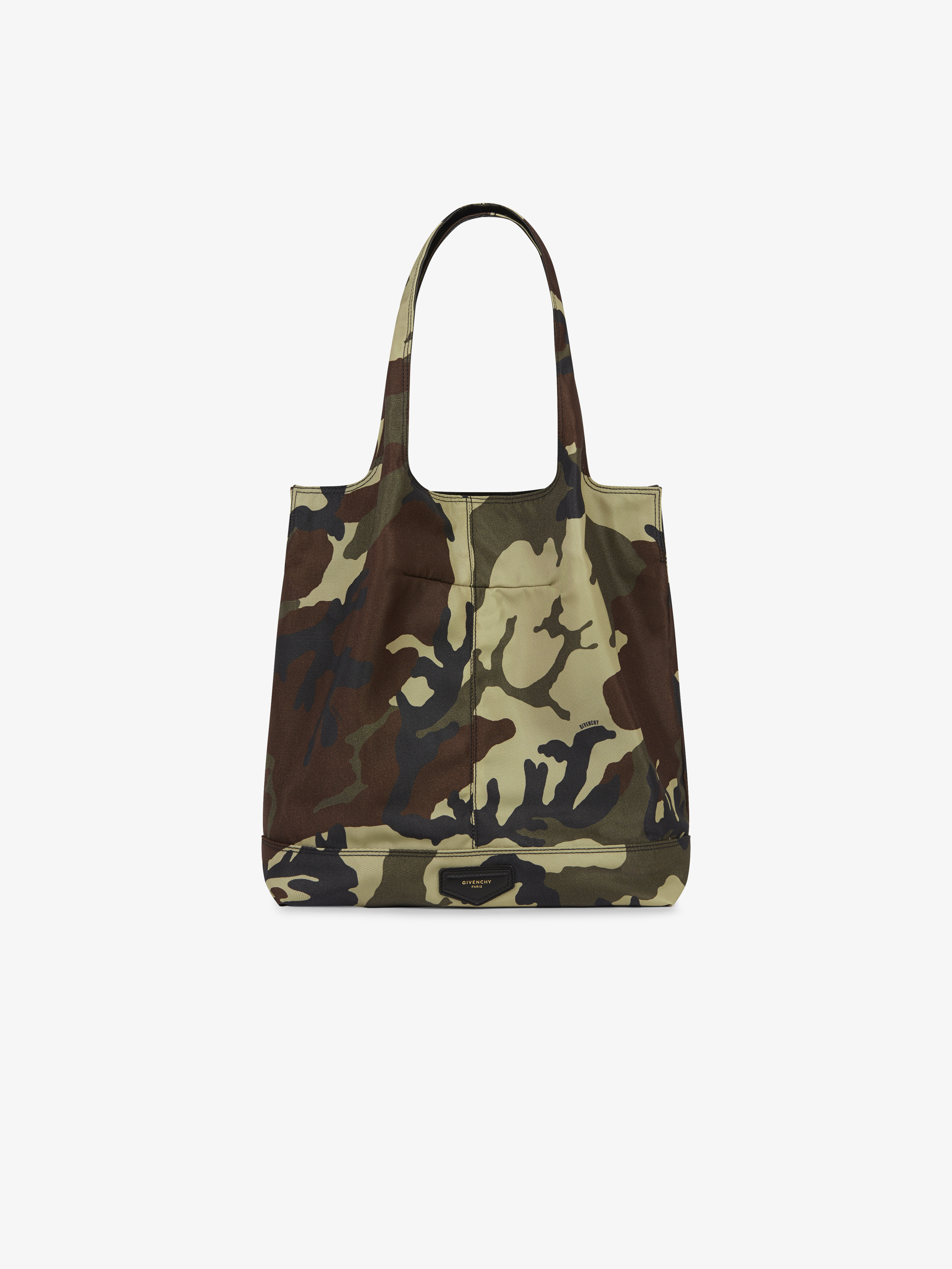 Borsa shopping George V camouflage
