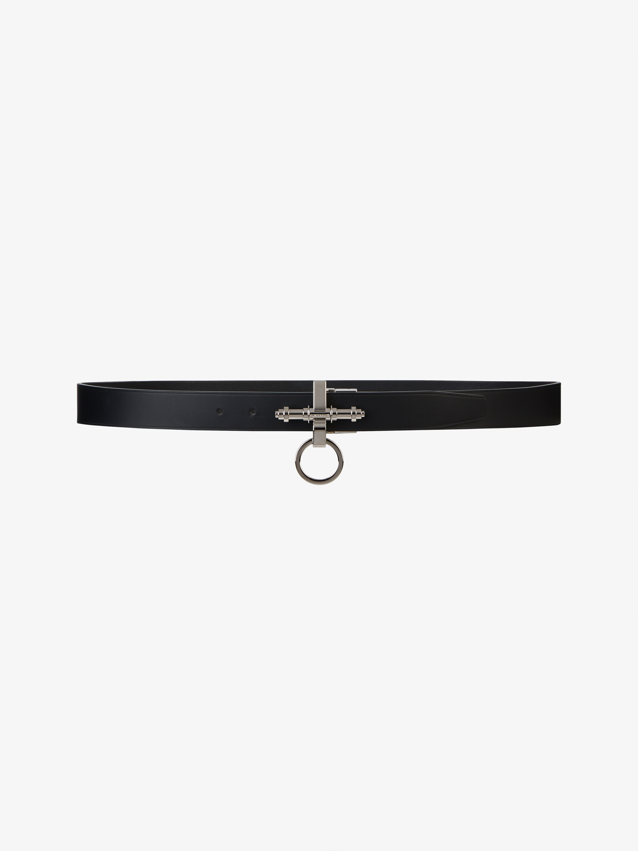 Obsedia belt in leather