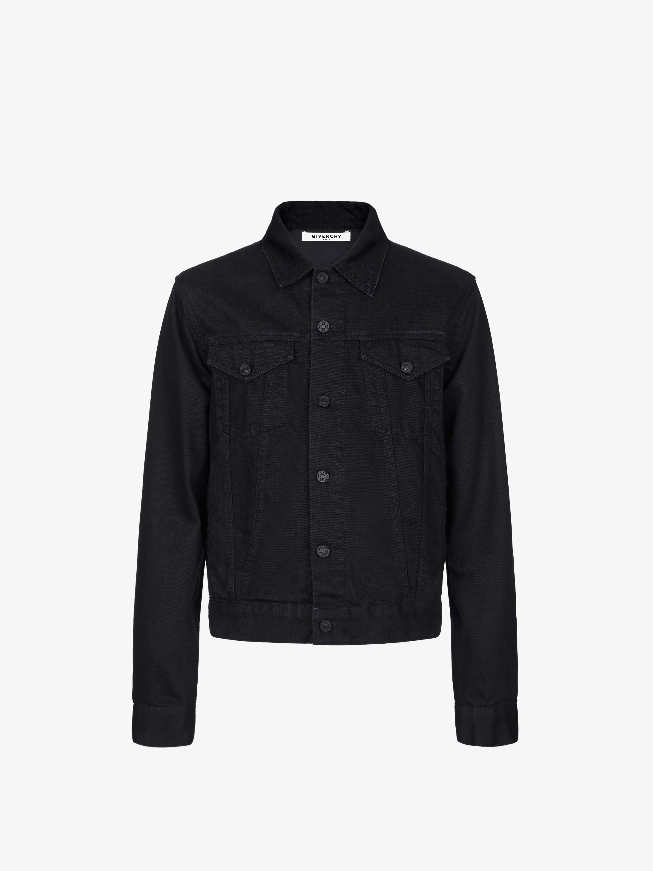 GIVENCHY casual jacket in denim