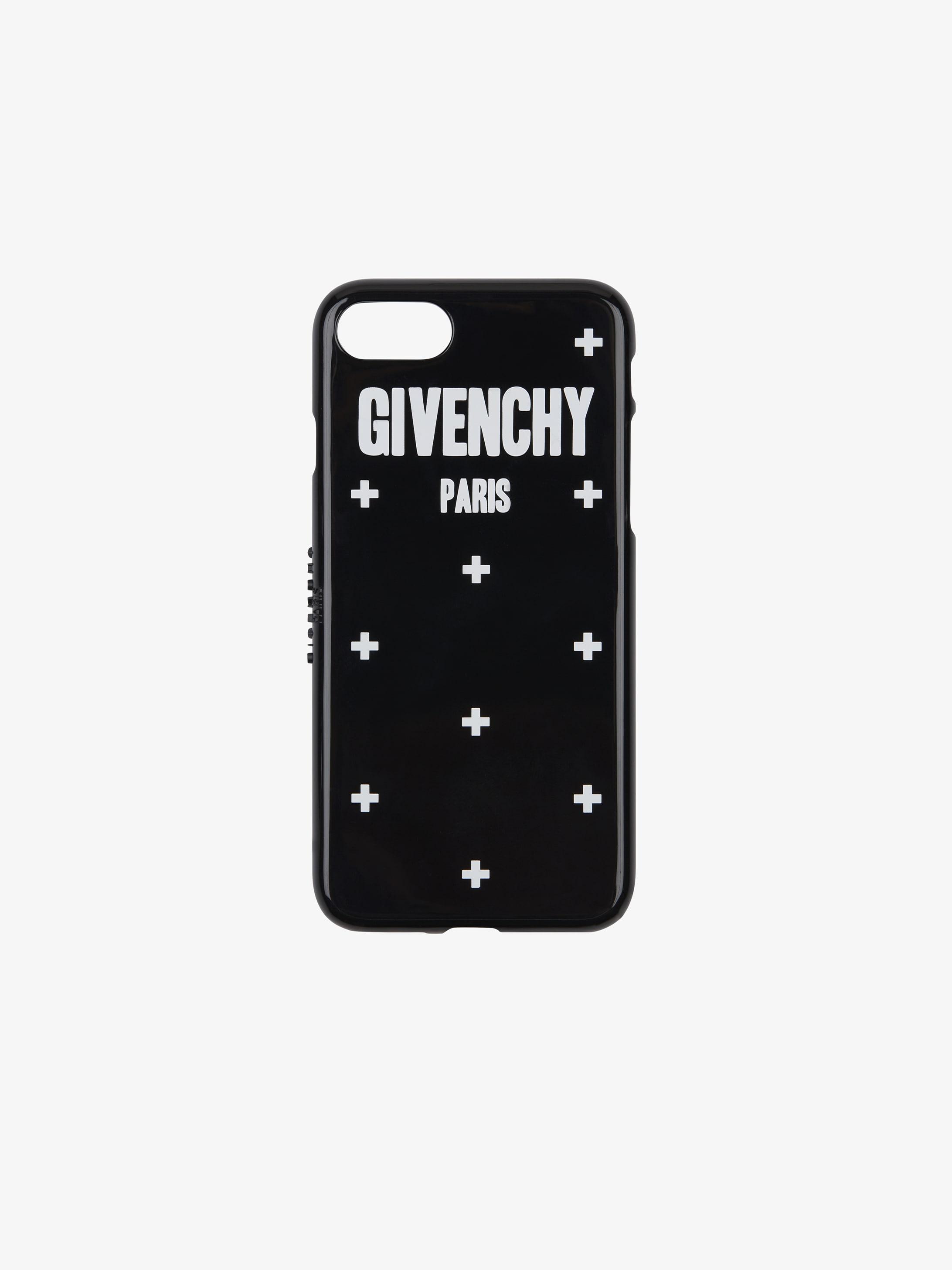 Crosses printed Iphone 7 hard case