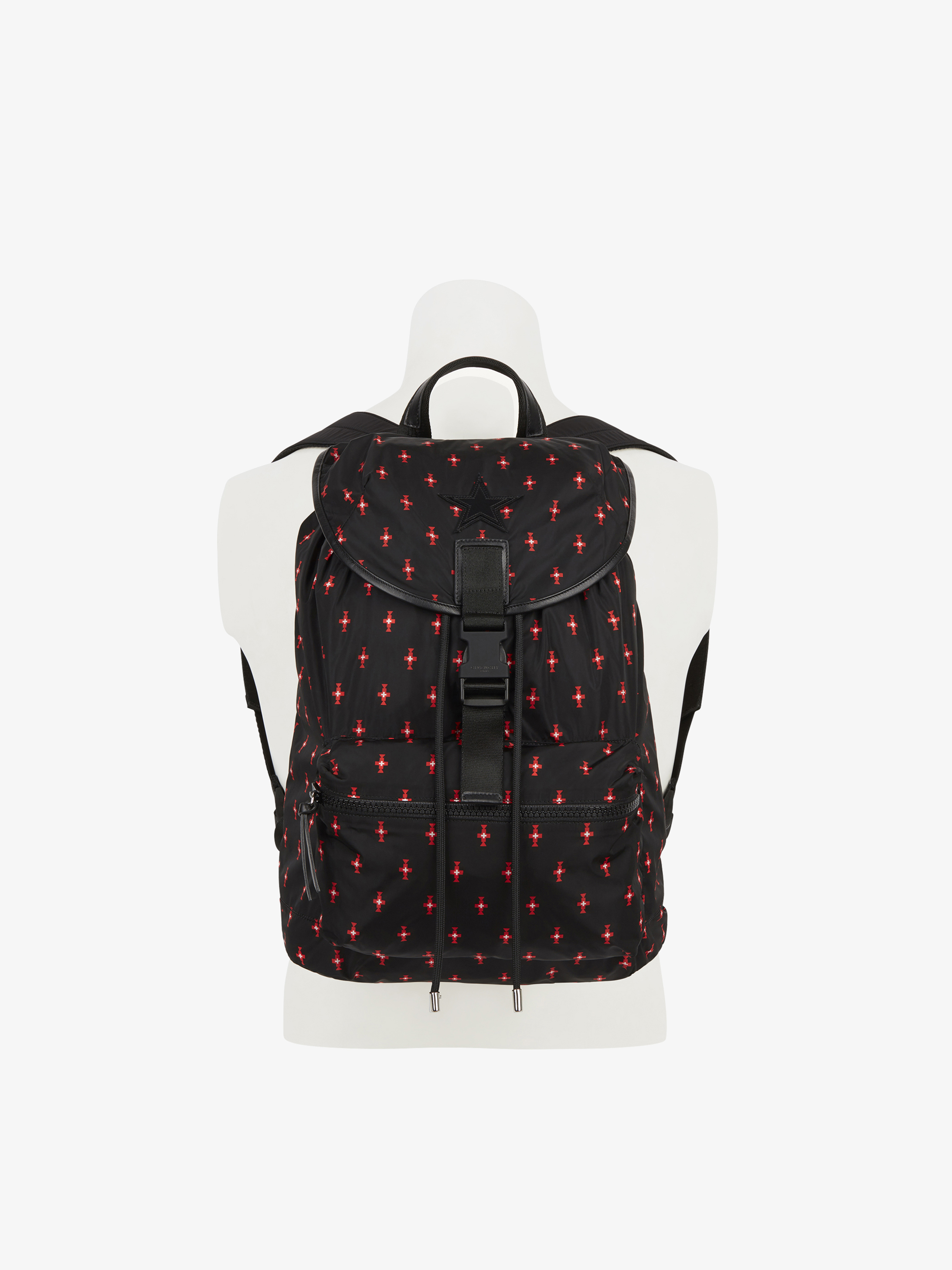 f266afdcef Givenchy Totem printed pack-away backpack