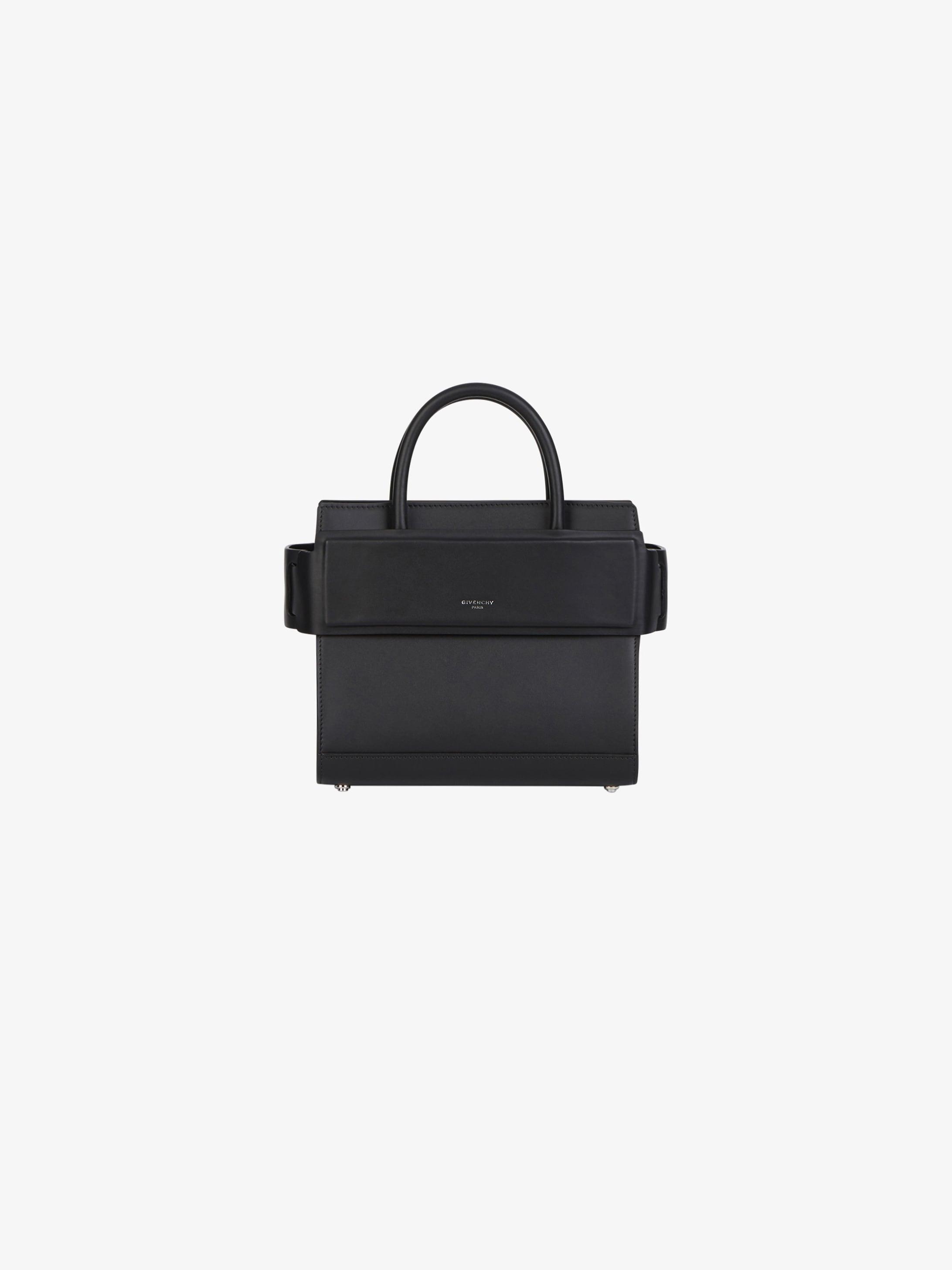 99fa6c3109 Mini Horizon bag in smooth leather