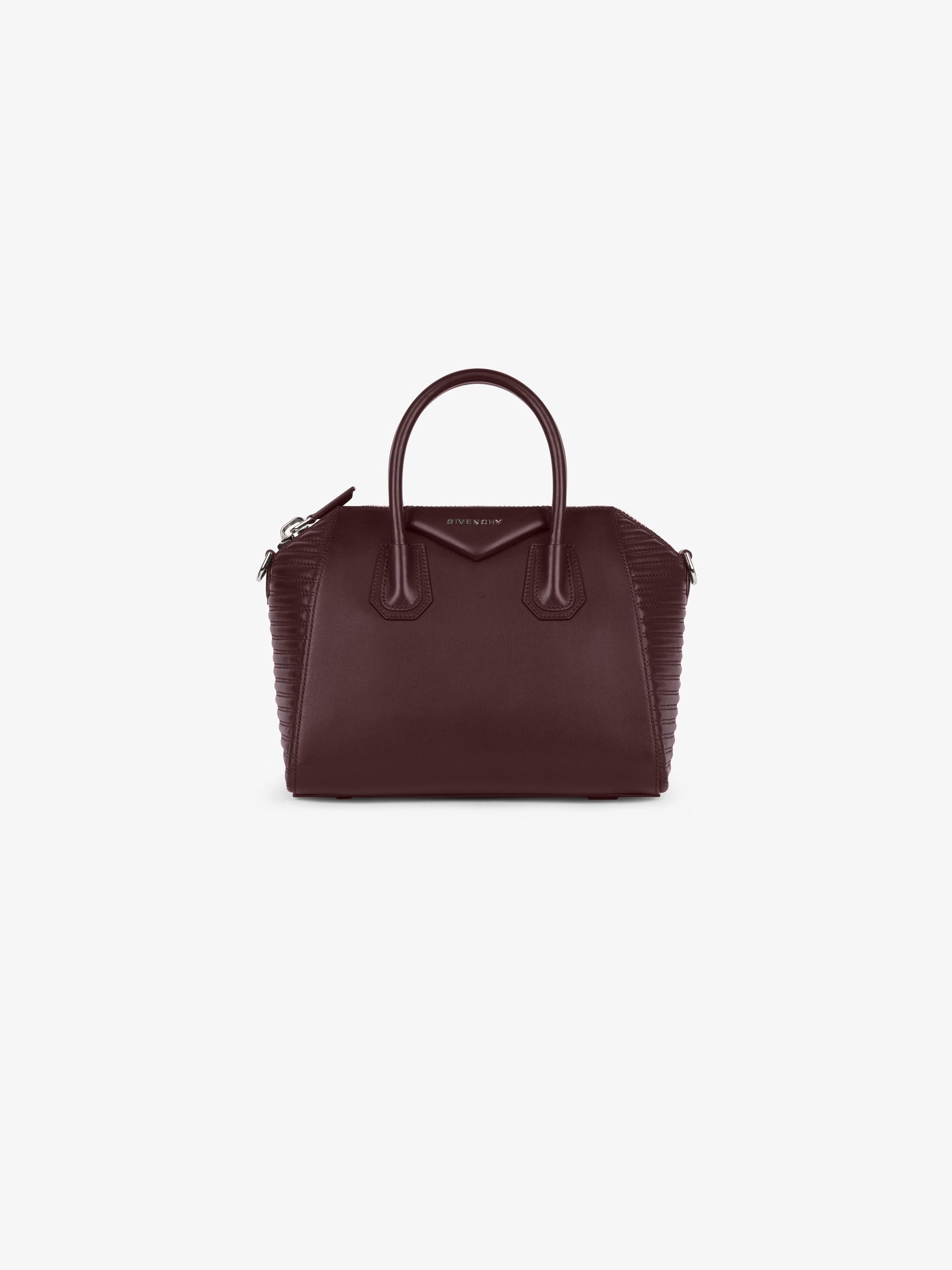 Stiched small Antigona bag