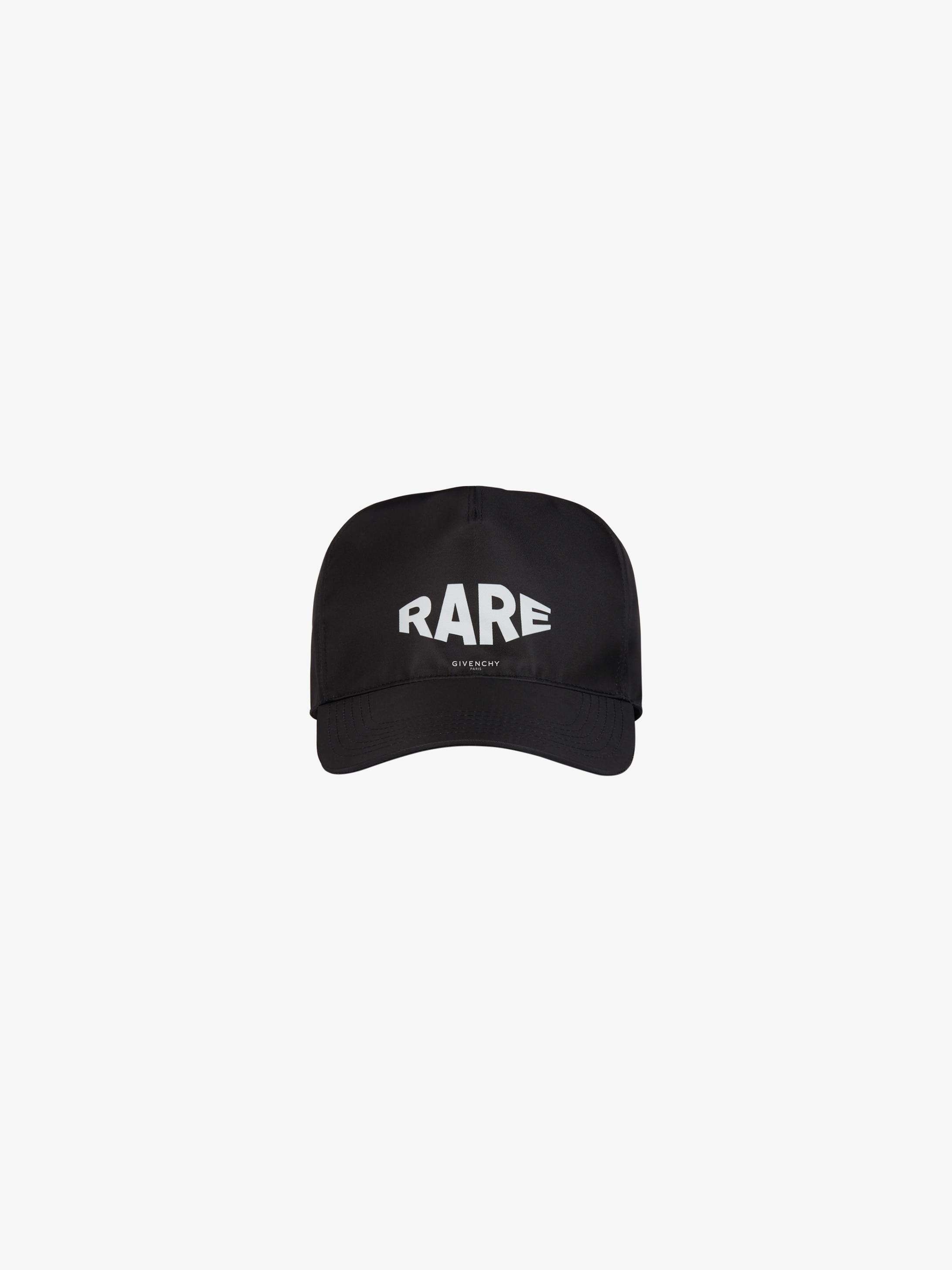 Rare cap in nylon
