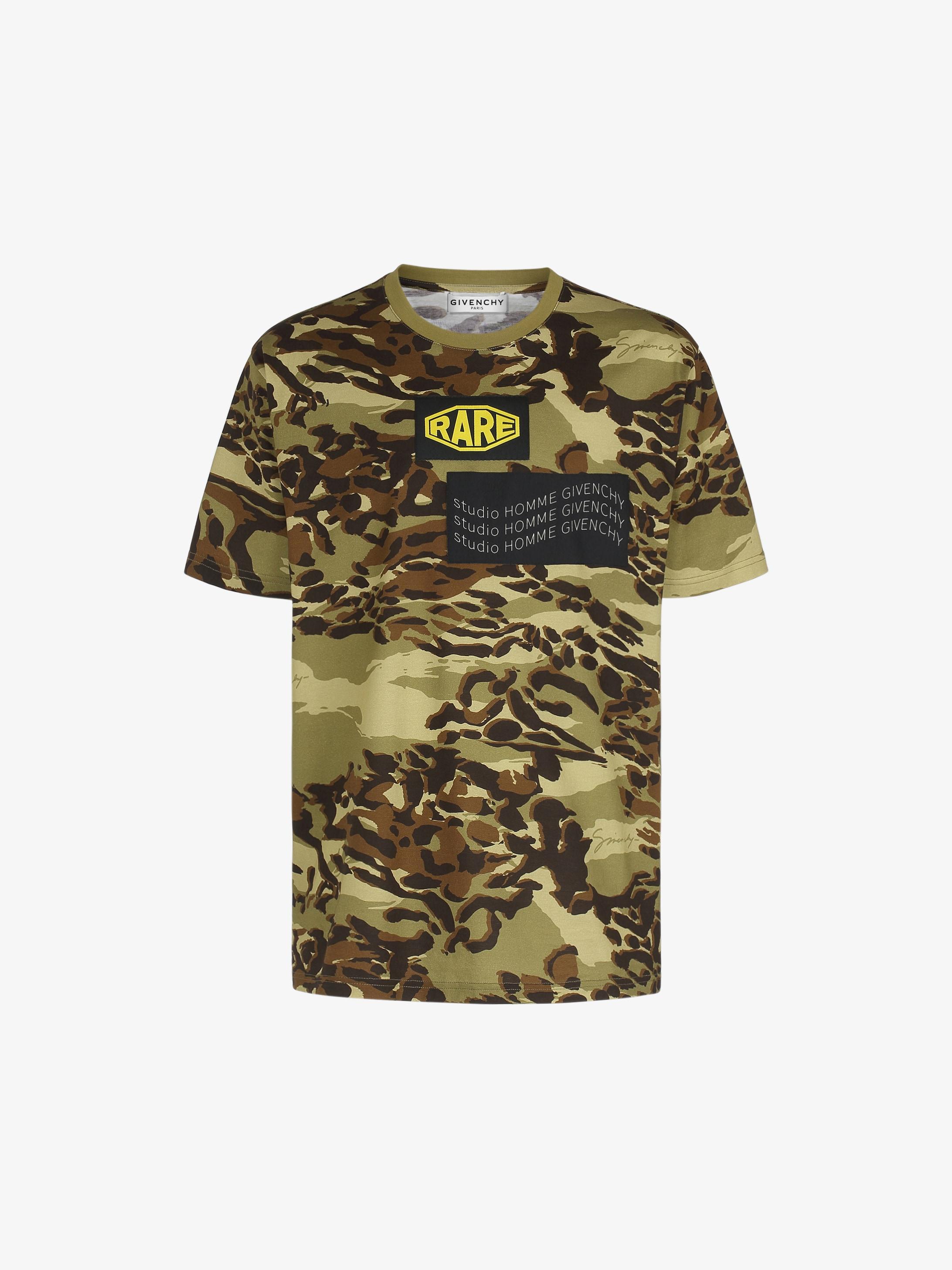 Spirit camouflage t-shirt