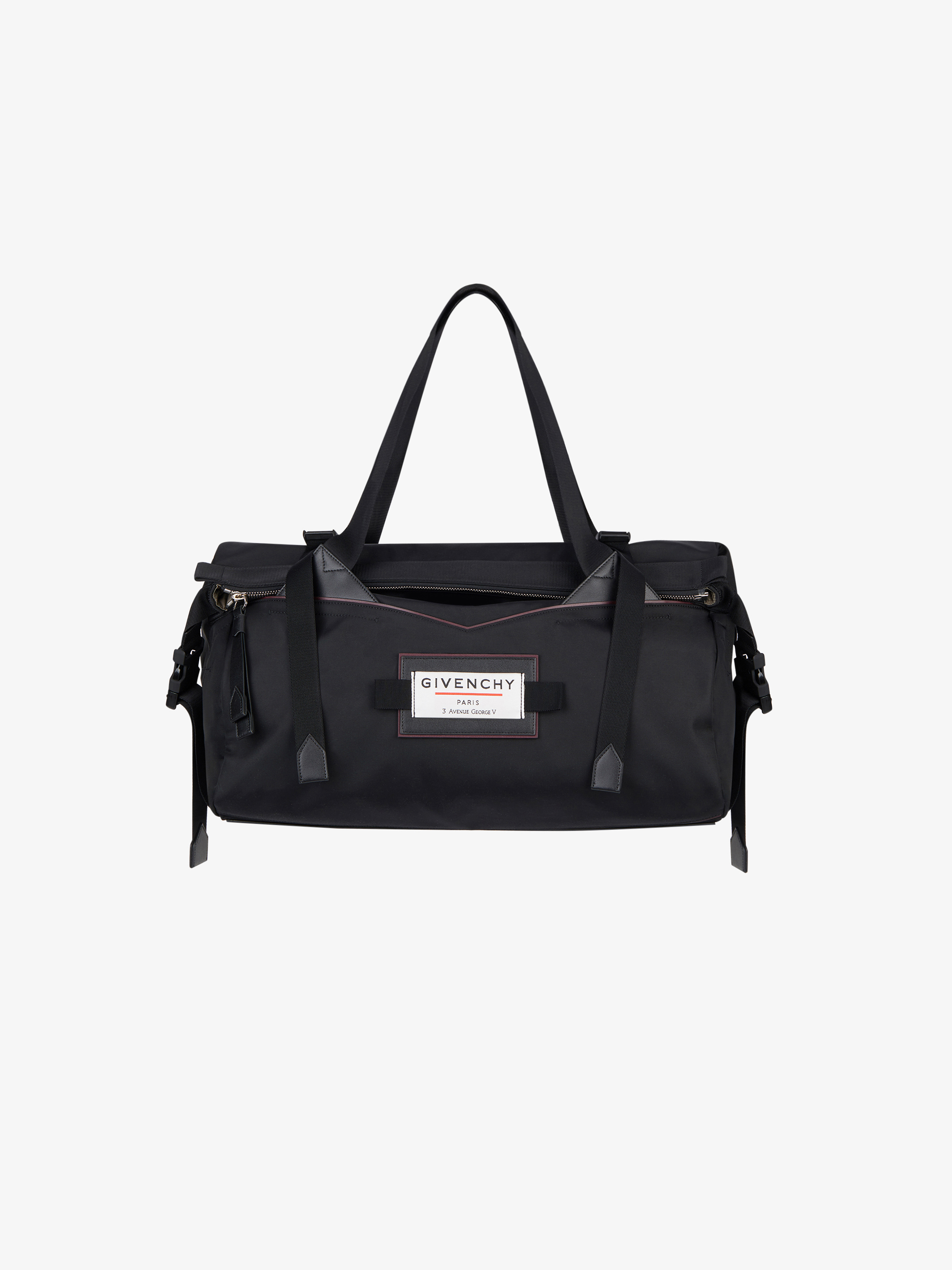 GIVENCHY Downtown small weekend bag in nylon