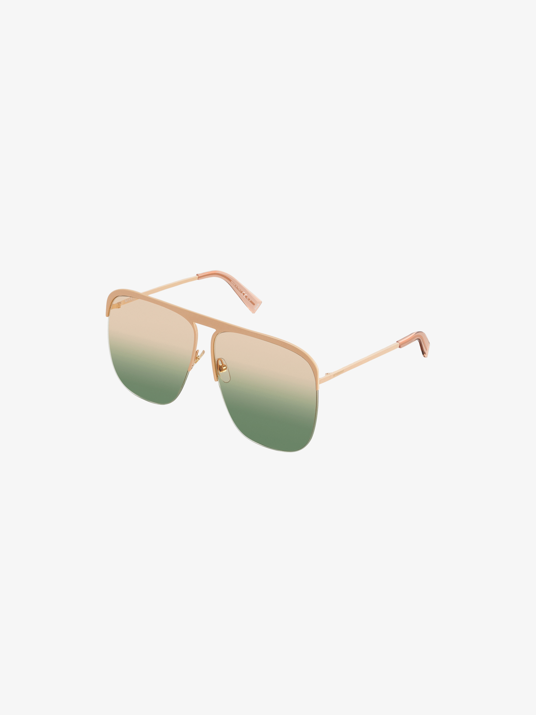 GV Ray sunglasses in metal