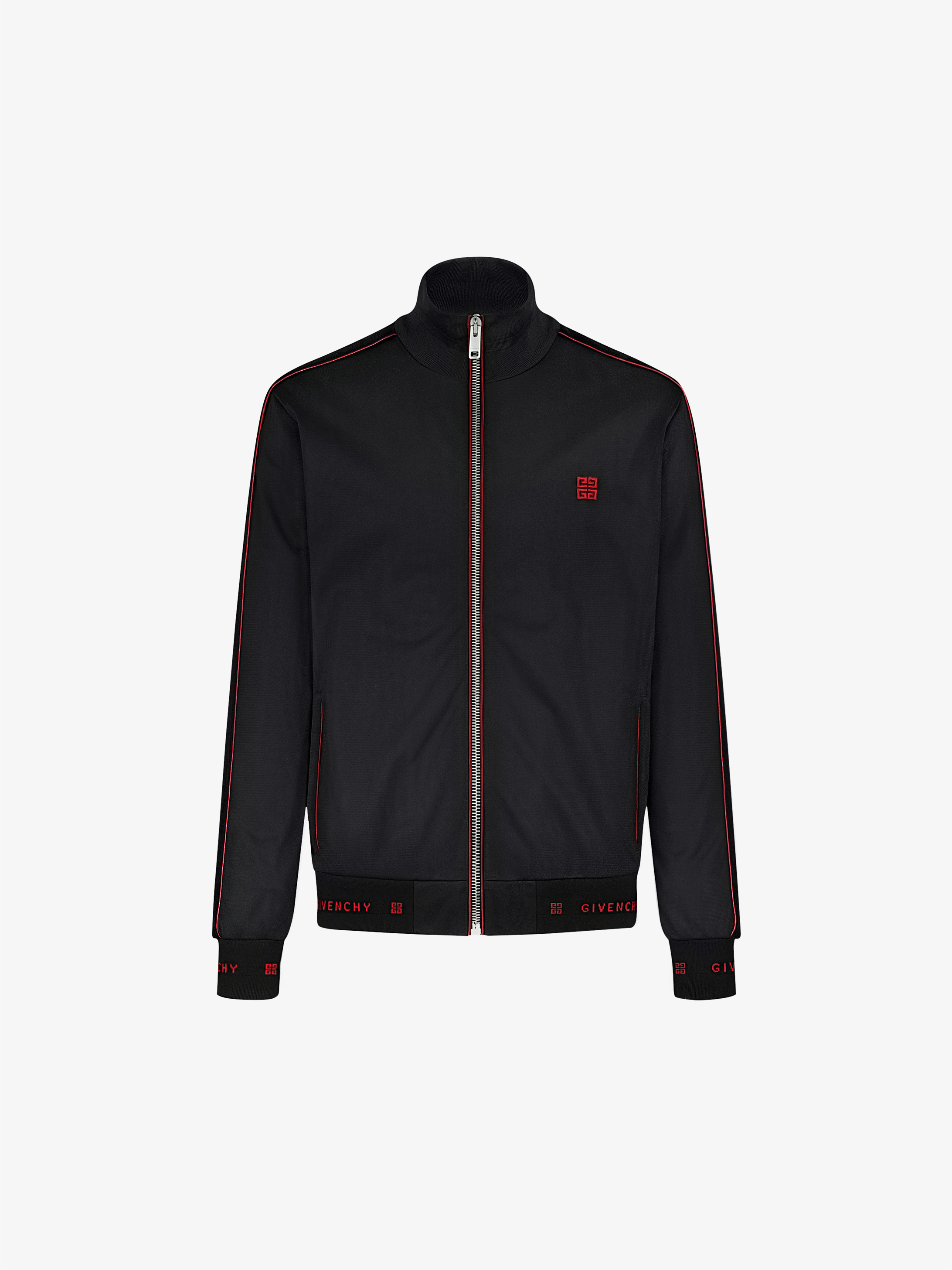 0b7029801 GIVENCHY 4G zipped tracksuit jacket | GIVENCHY Paris