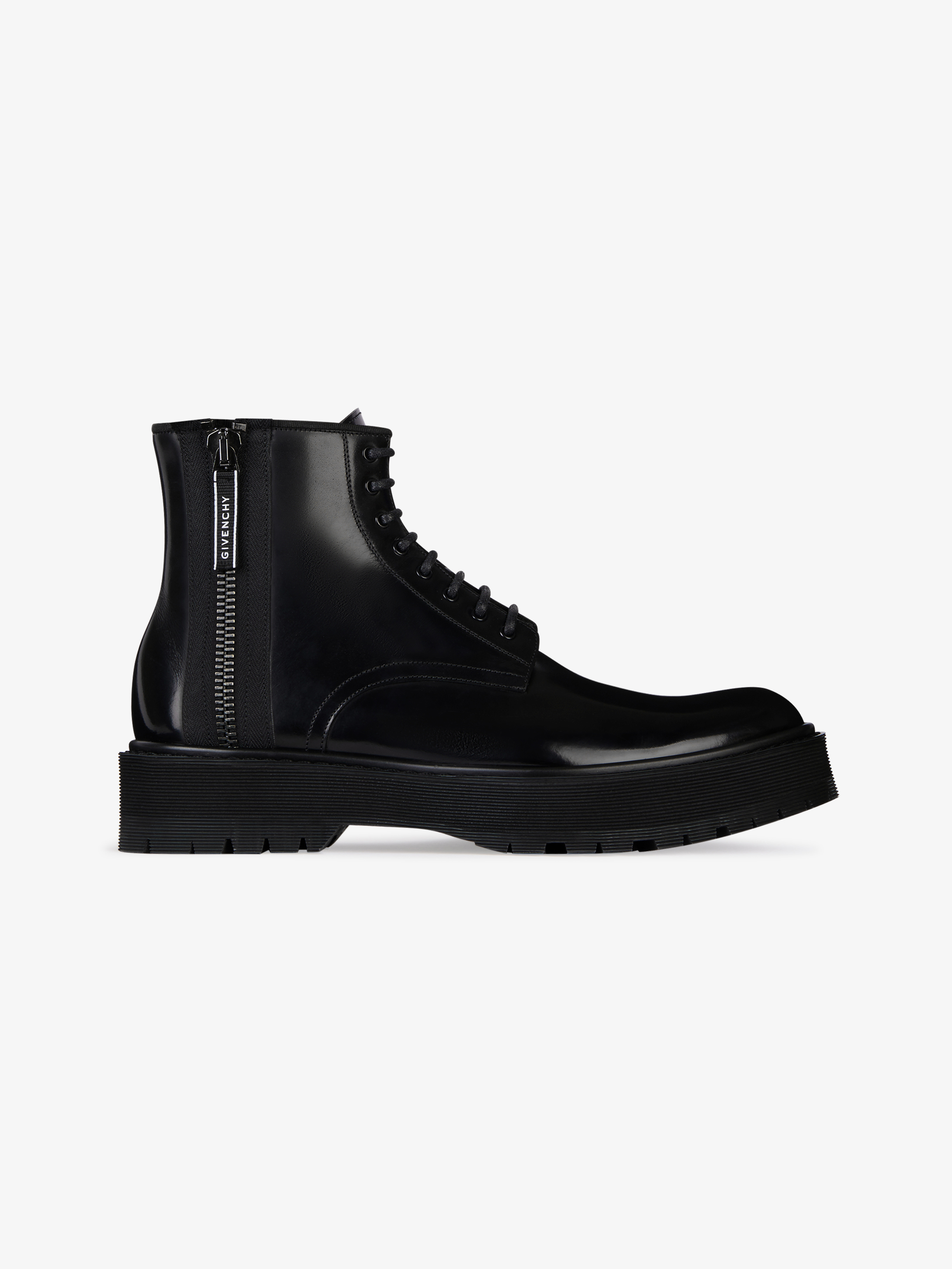Camden boots in Spazzolato leather