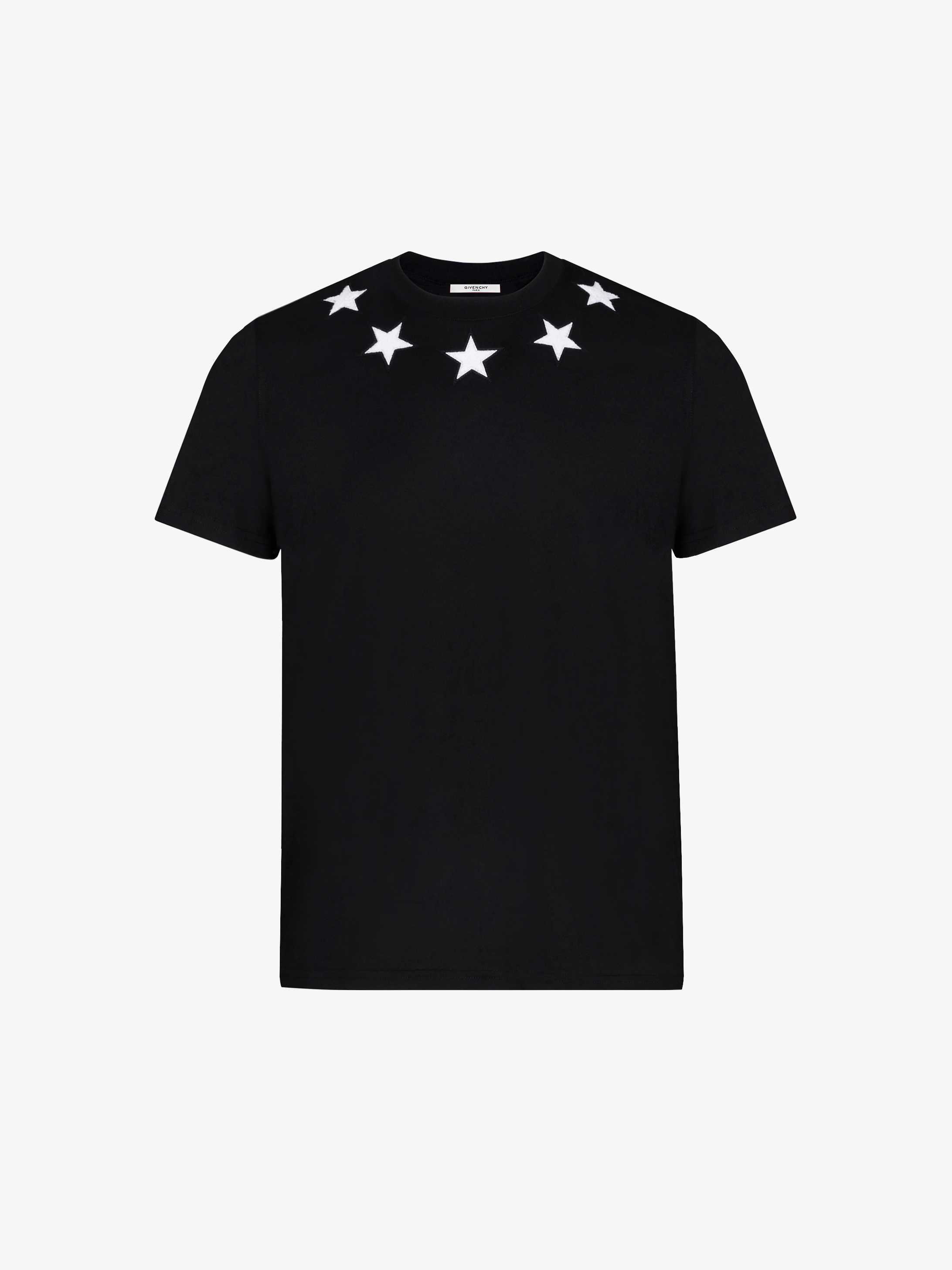givenchy stars t shirt givenchy paris. Black Bedroom Furniture Sets. Home Design Ideas
