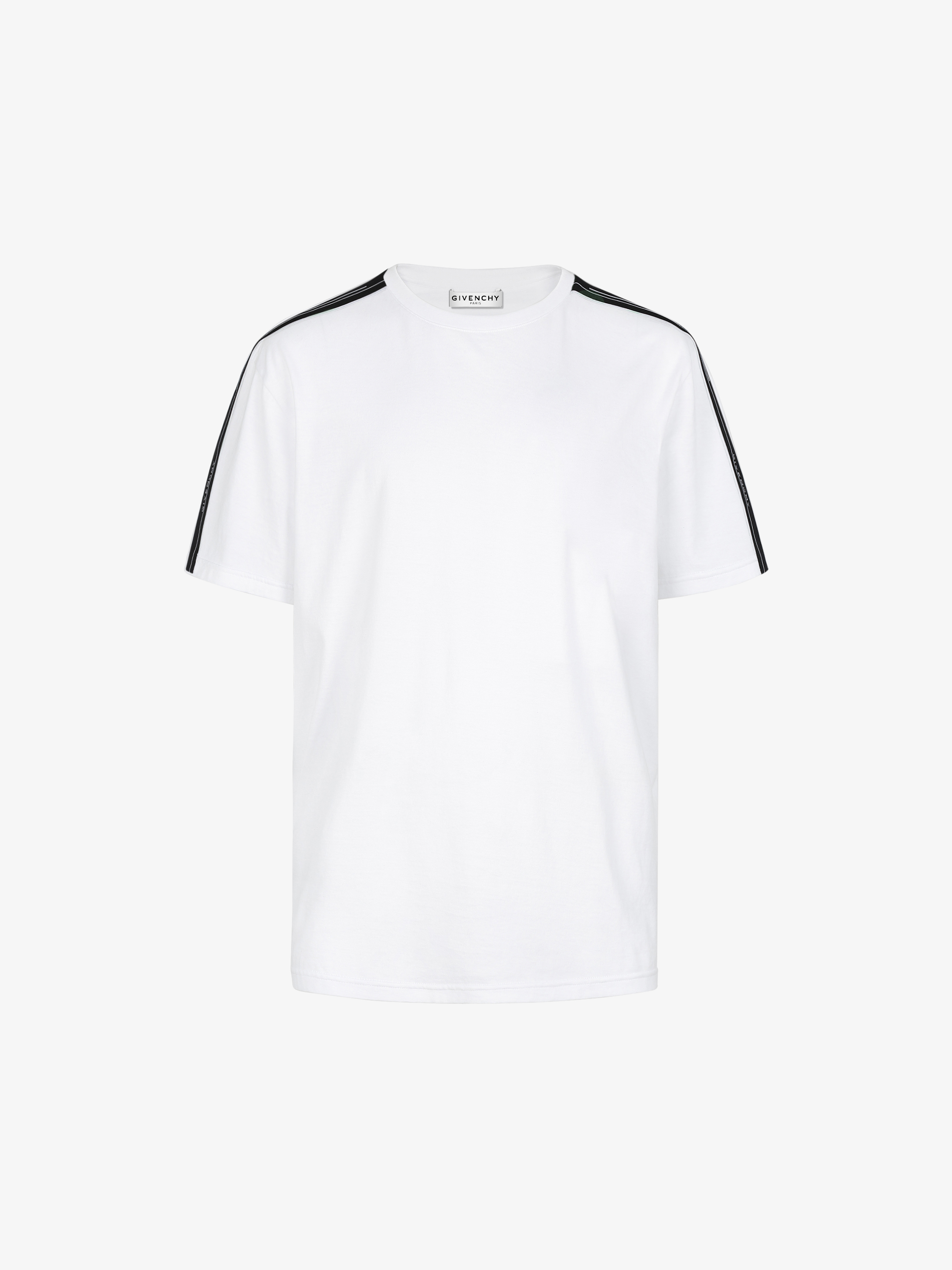 GIVENCHY contrasted t-shirt