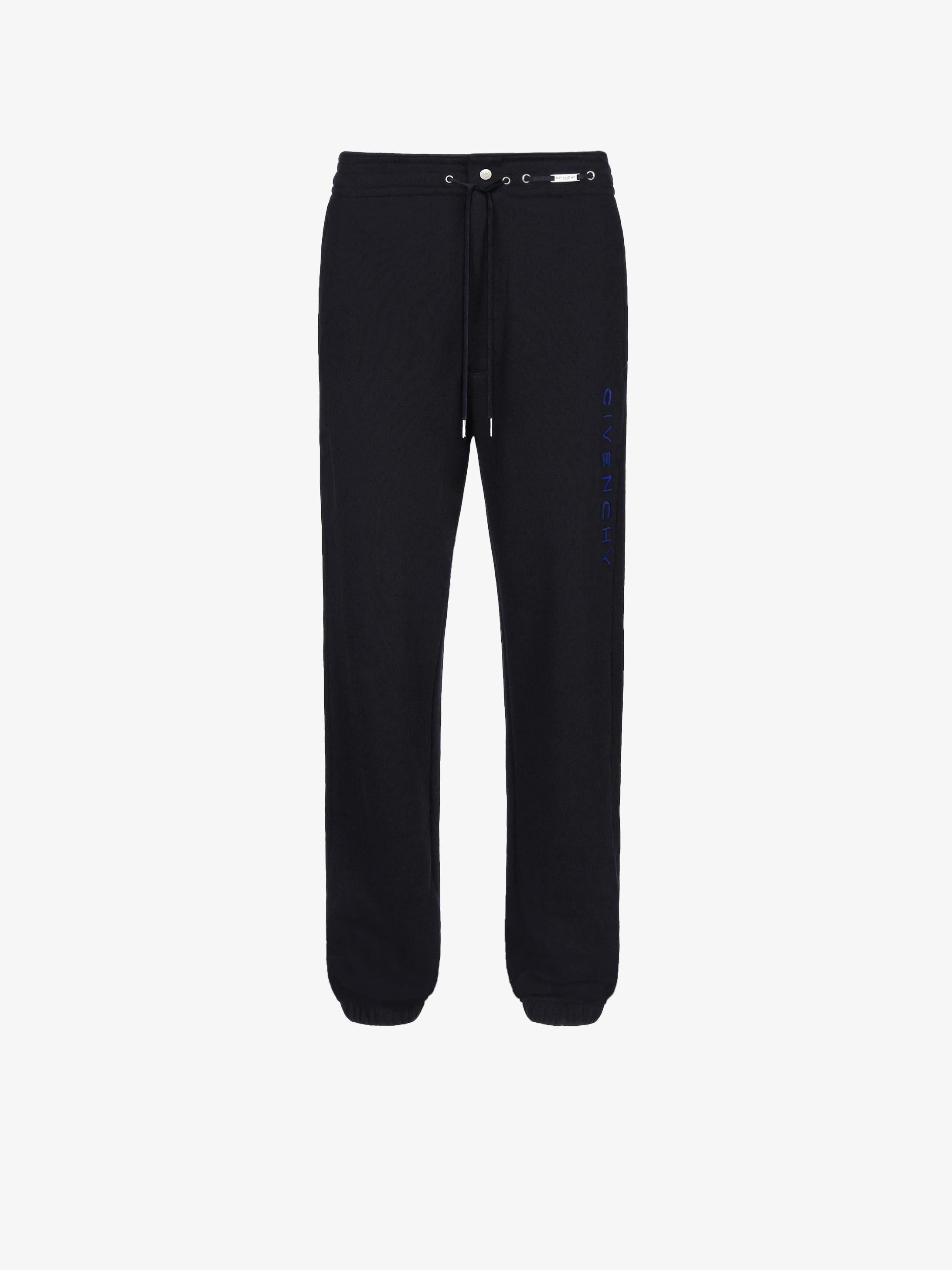 Vertical GIVENCHY Jogger pants