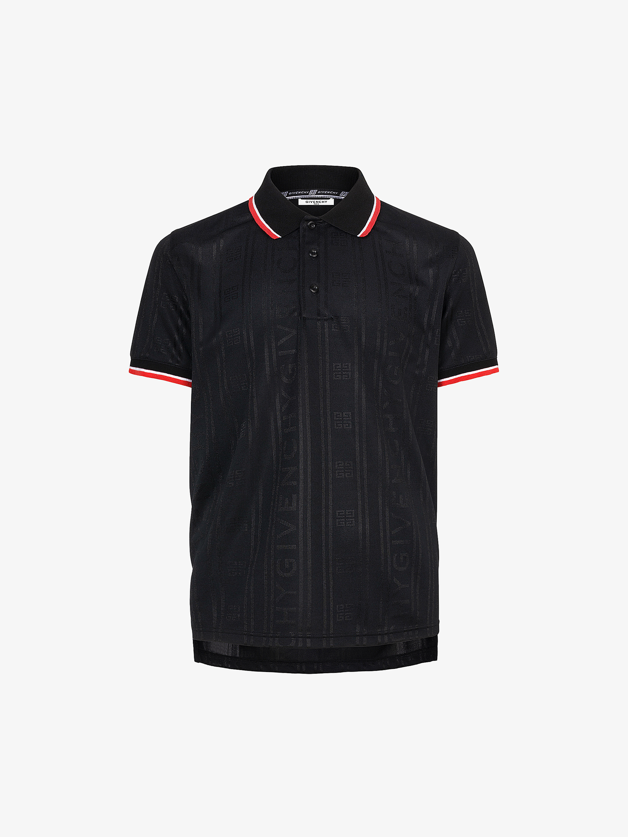 GIVENCHY 4G polo shirt