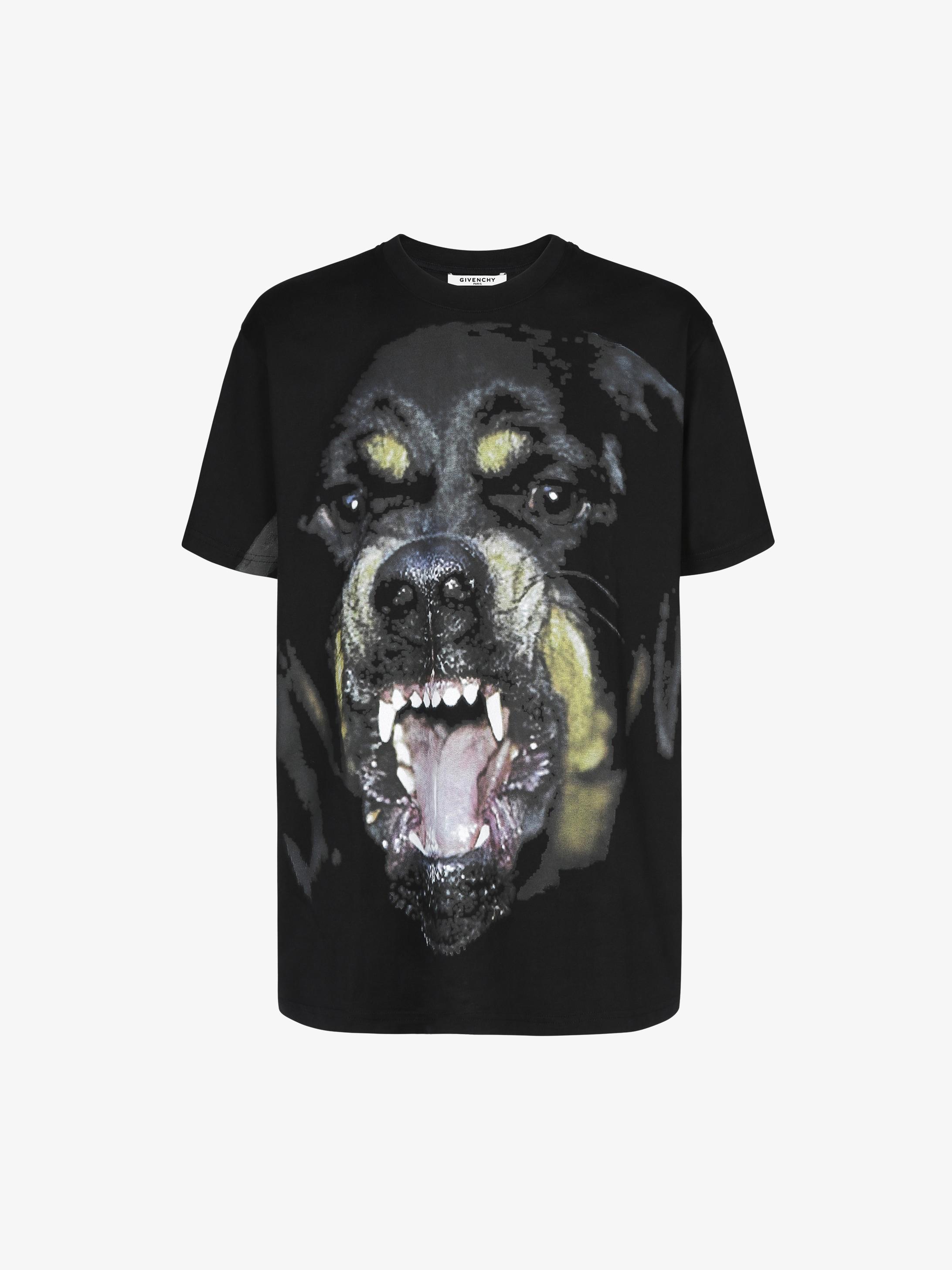 Rottweiler printed t-shirt