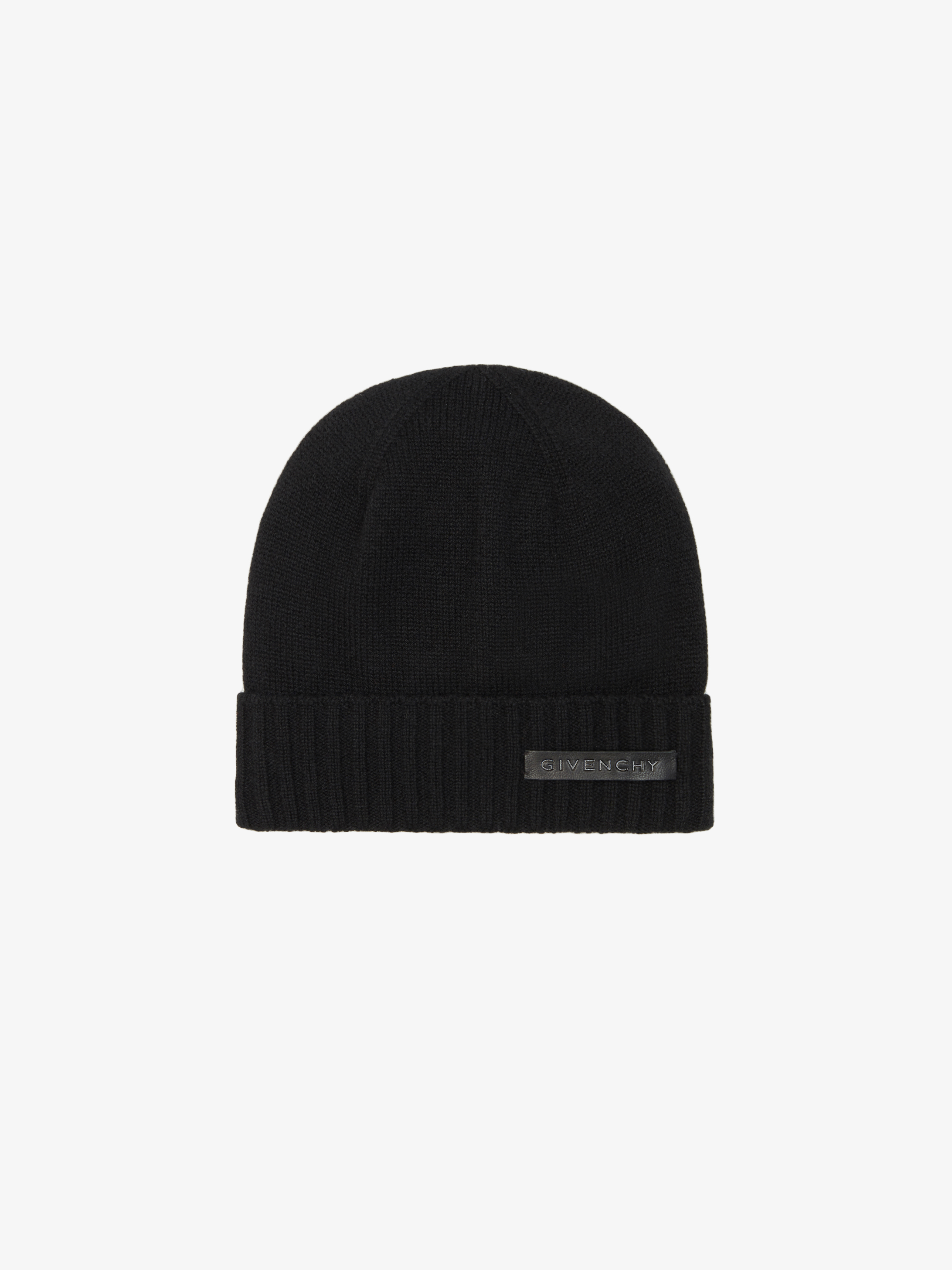GIVENCHY cashemire beanie