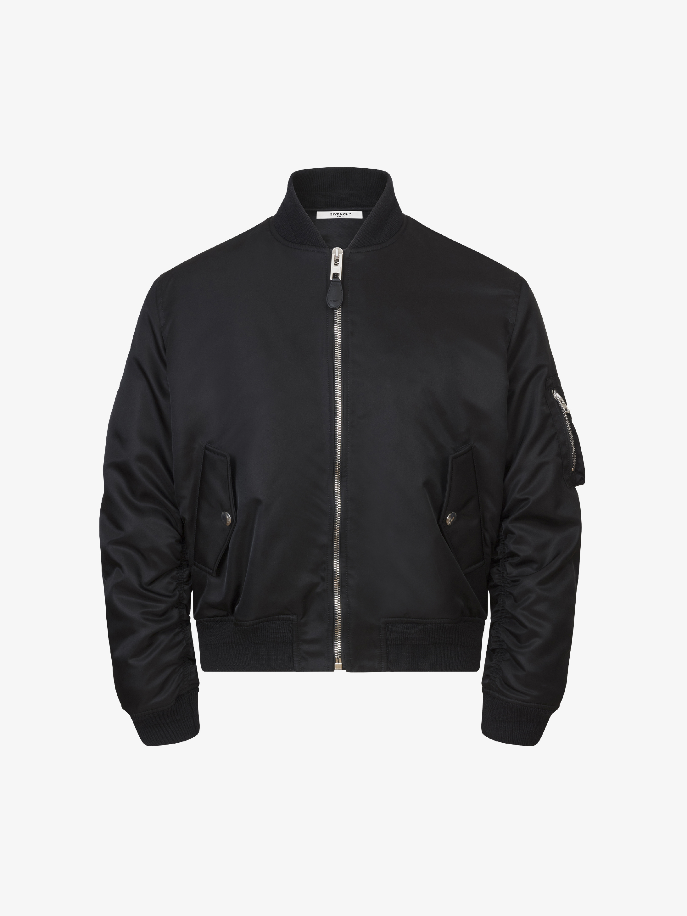 Third Eye patch bomber jacket