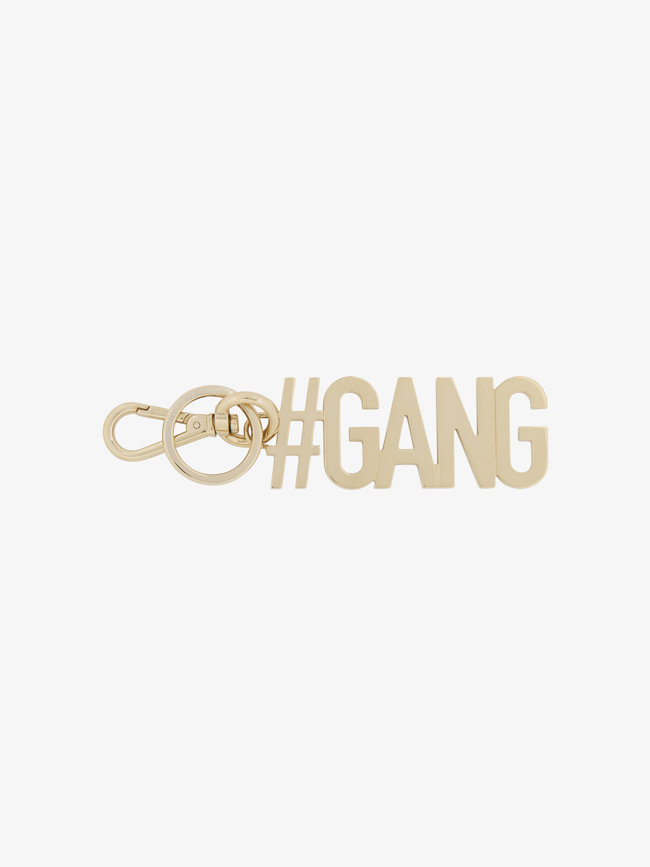 #GANG钥匙扣