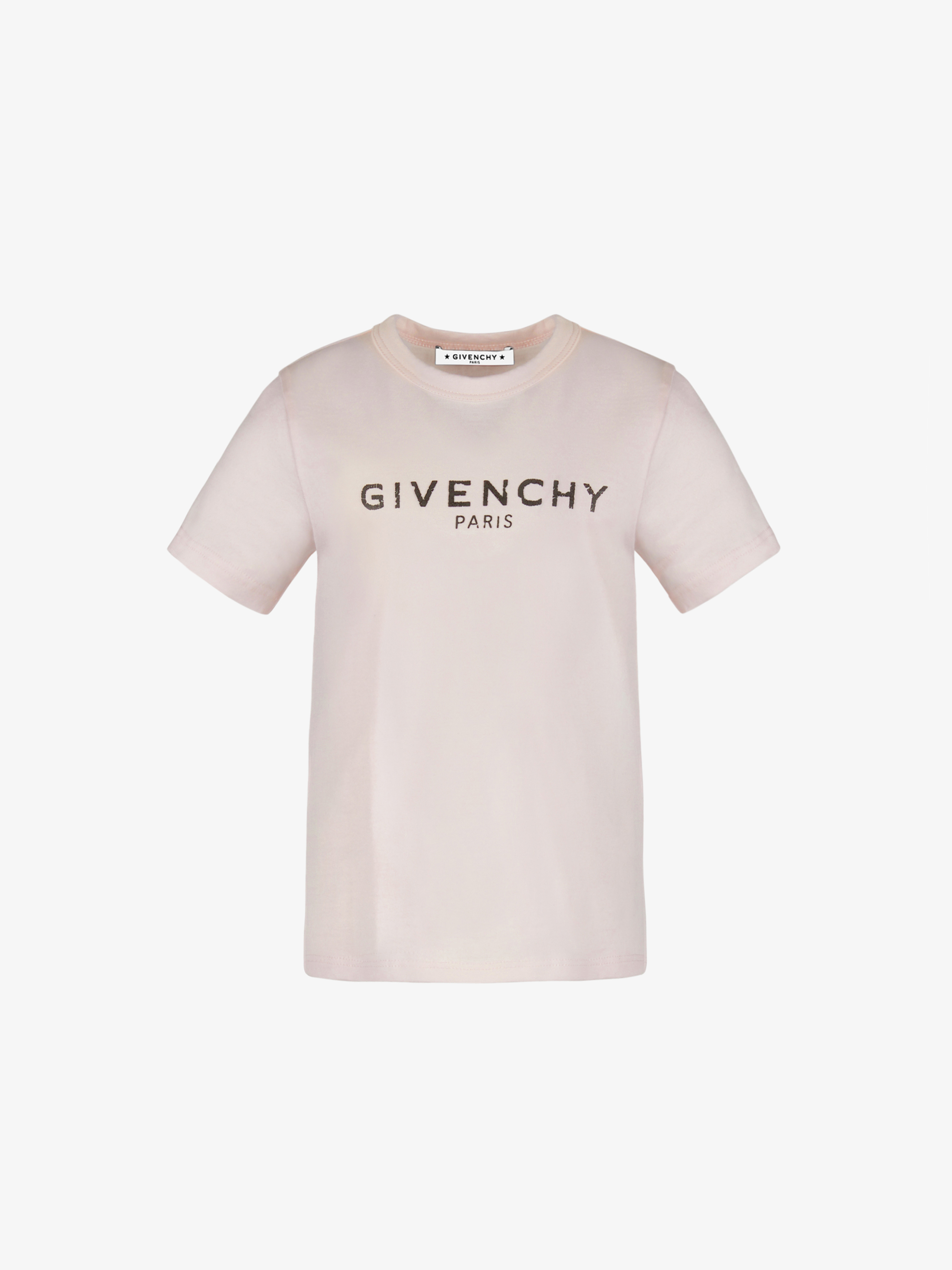 GIVENCHY PARIS t-shirt in cotton jersey