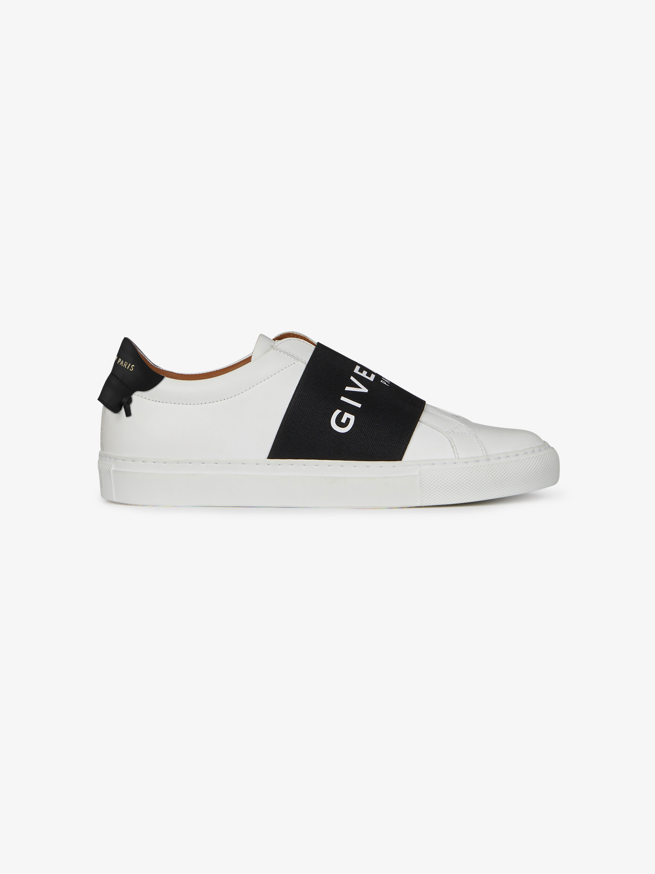 GIVENCHY PARIS sneakers in leather