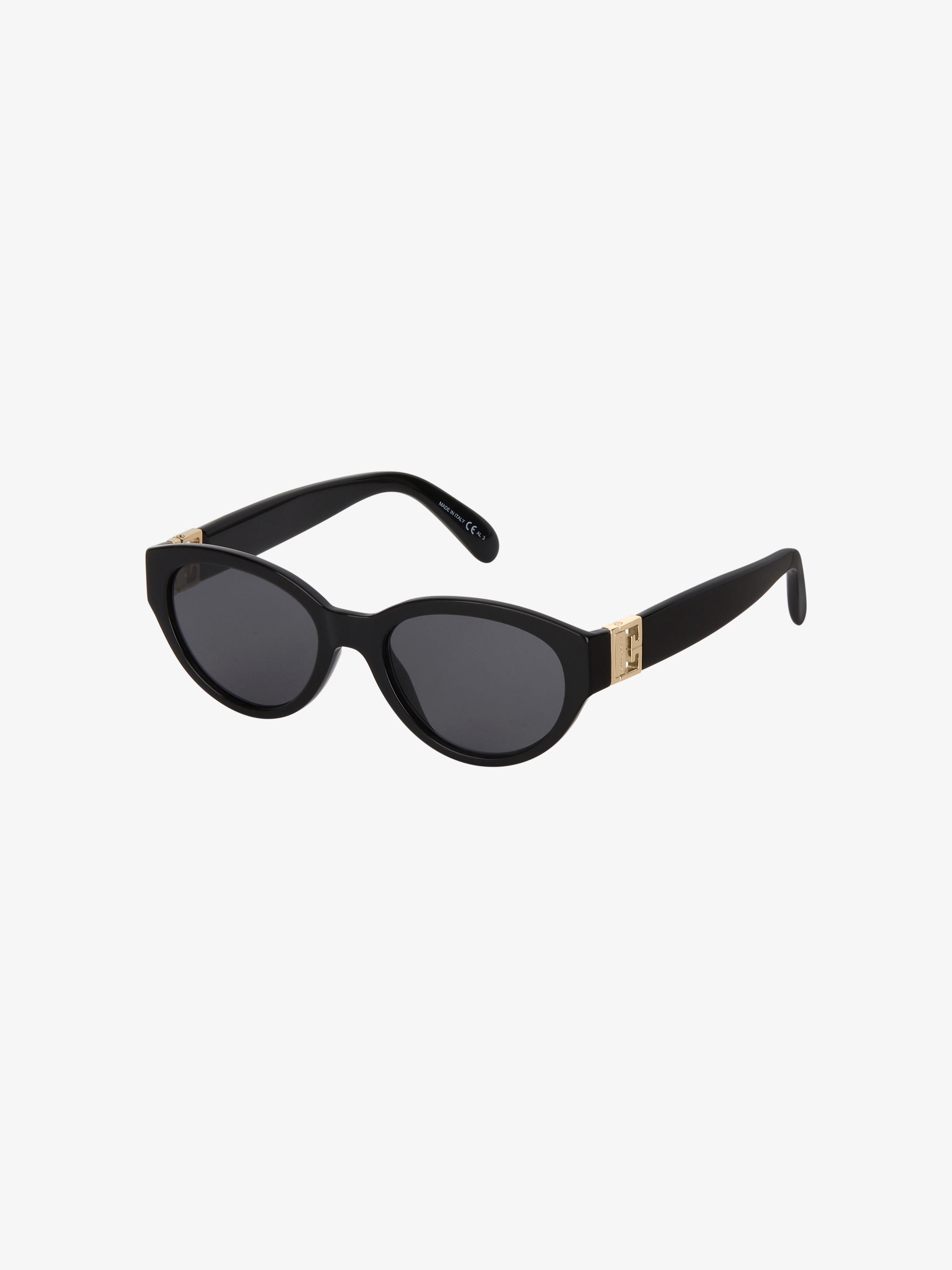 GV3 round sunglasses in acetate