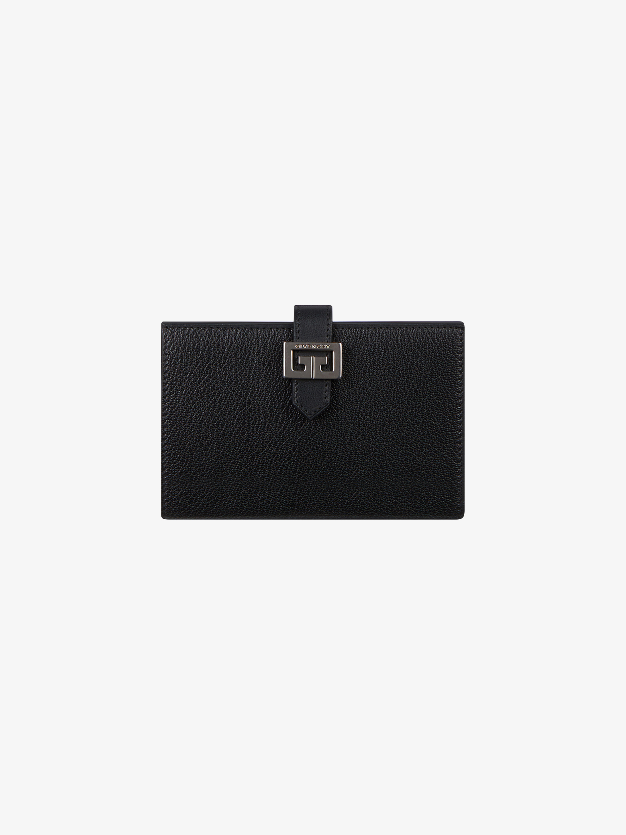GV3 wallet in leather