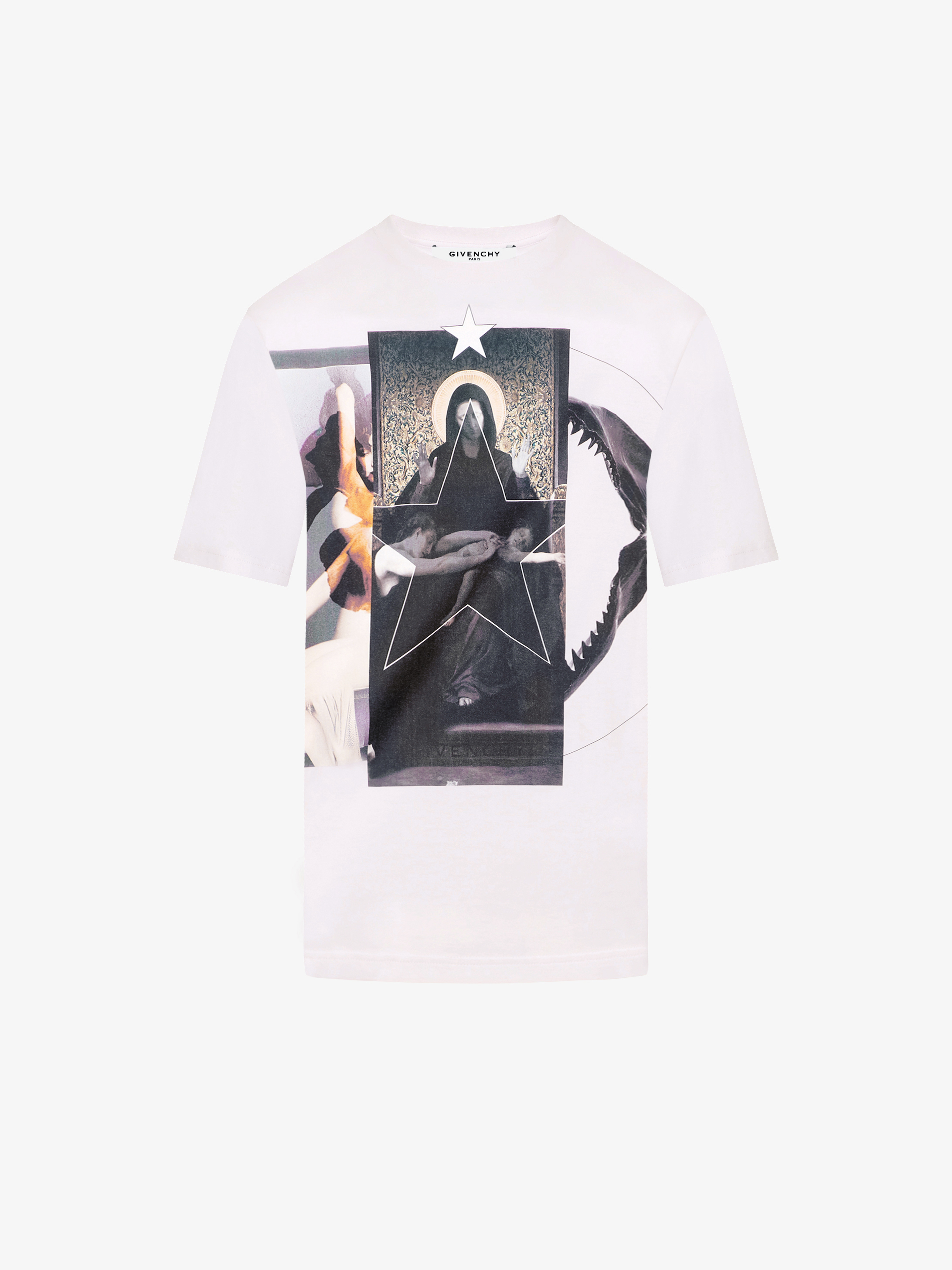 Madonna printed oversized t-shirt