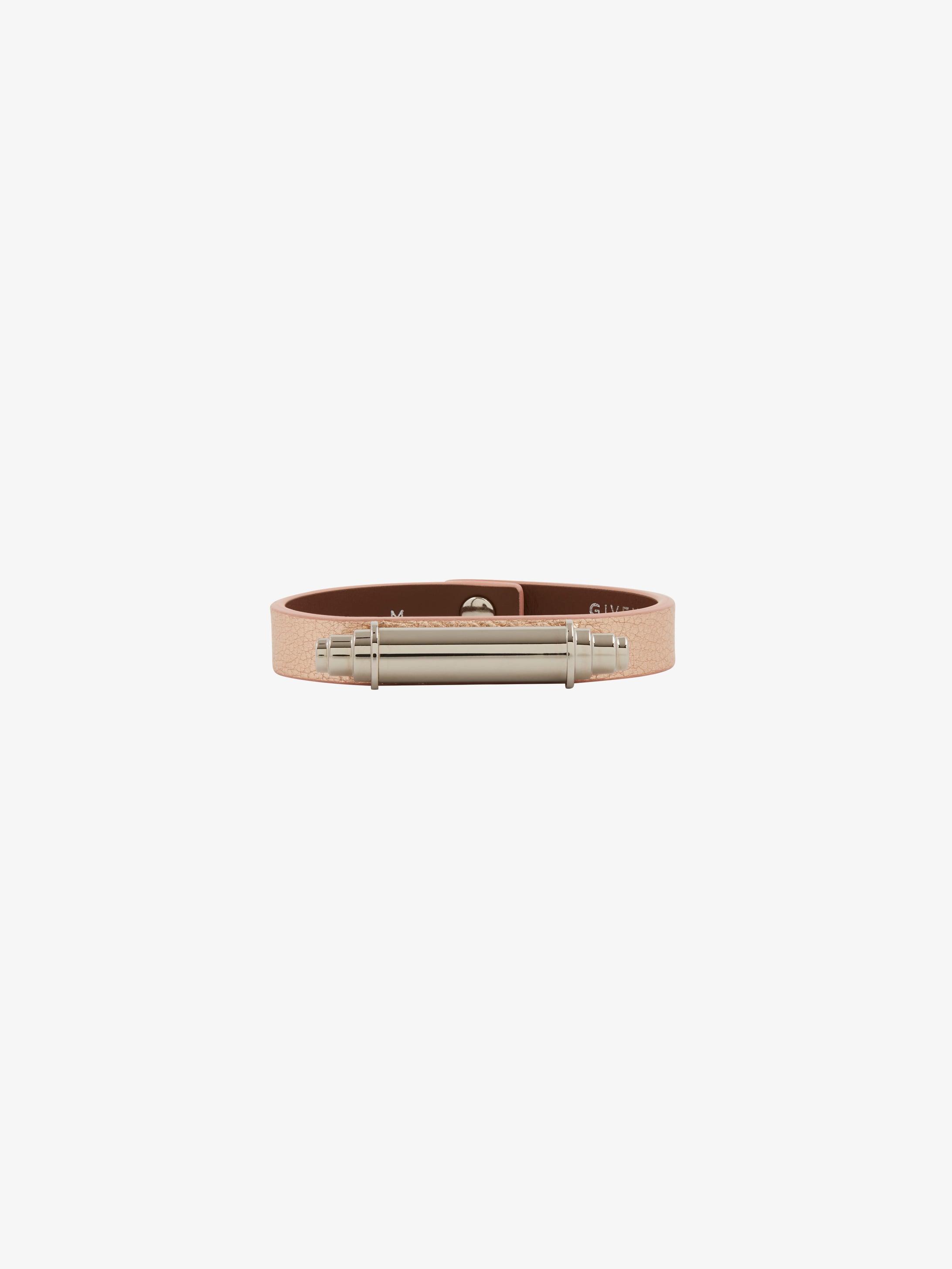 Obsedia Pure leather bracelet