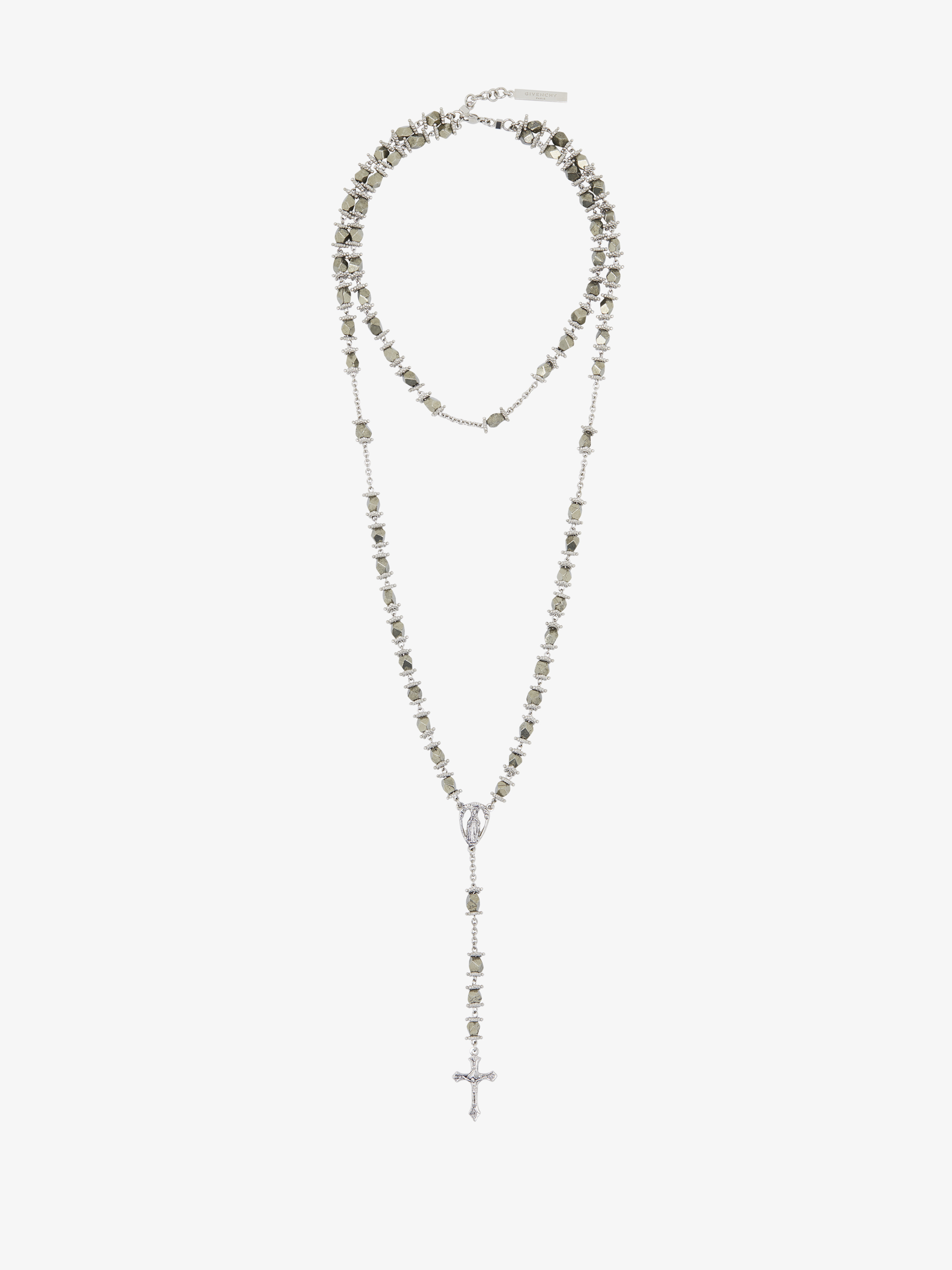 Collier Rosario Cross