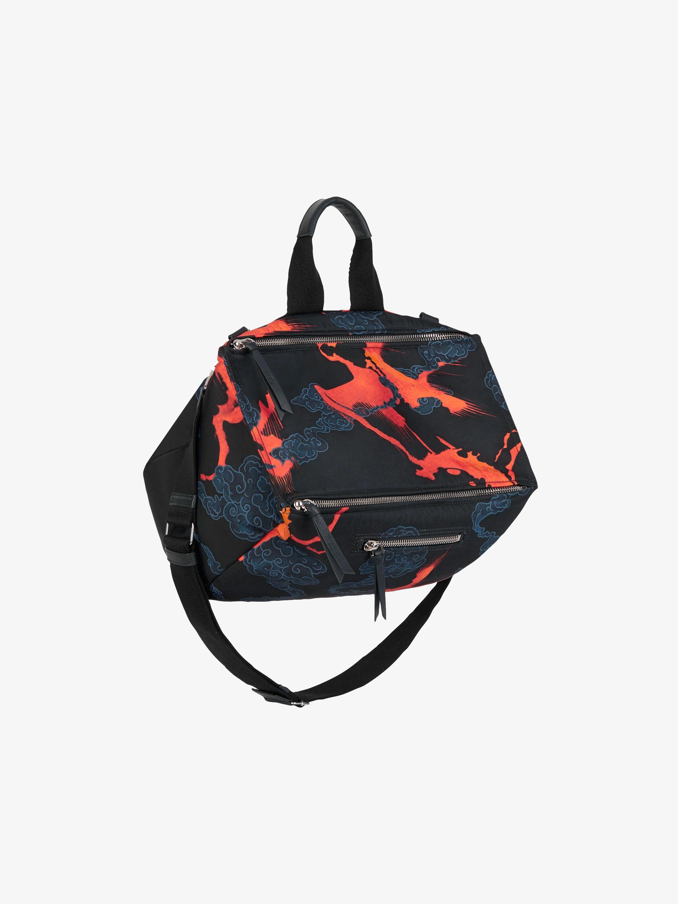 Hell's Fire Pandora messenger bag