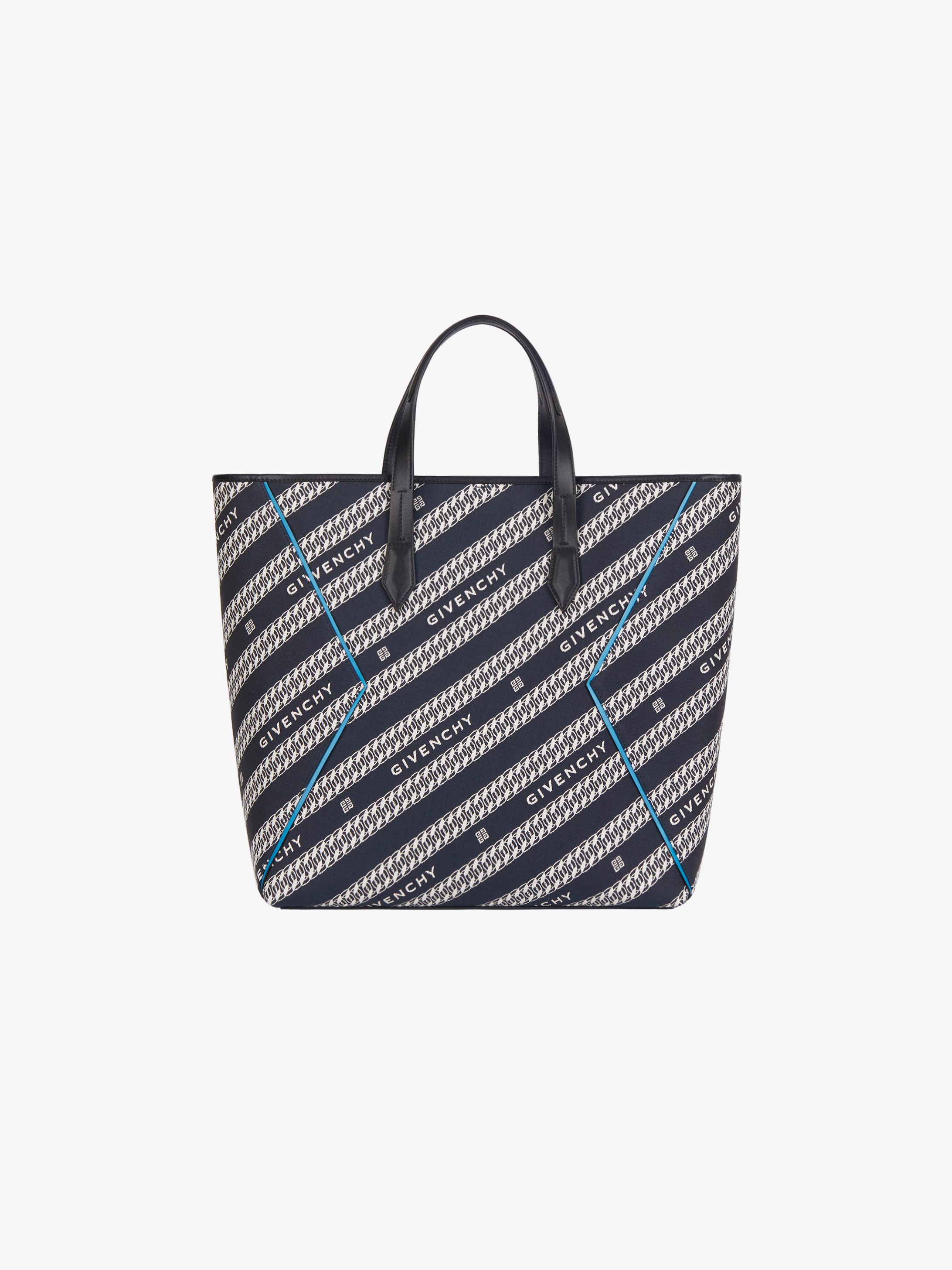 GIVENCHY Bond shopping bag in jacquard
