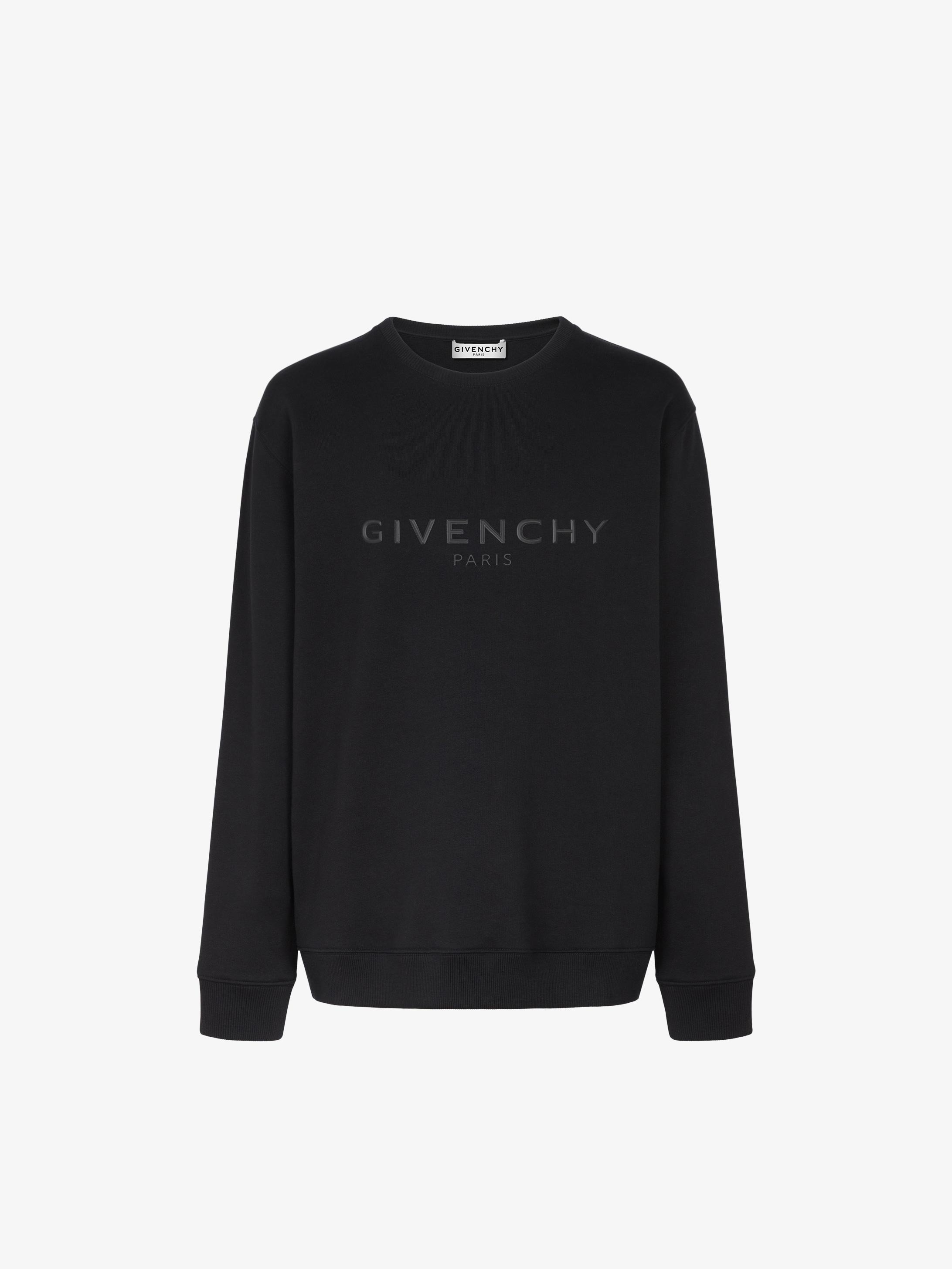 GIVENCHY 3D sweatshirt