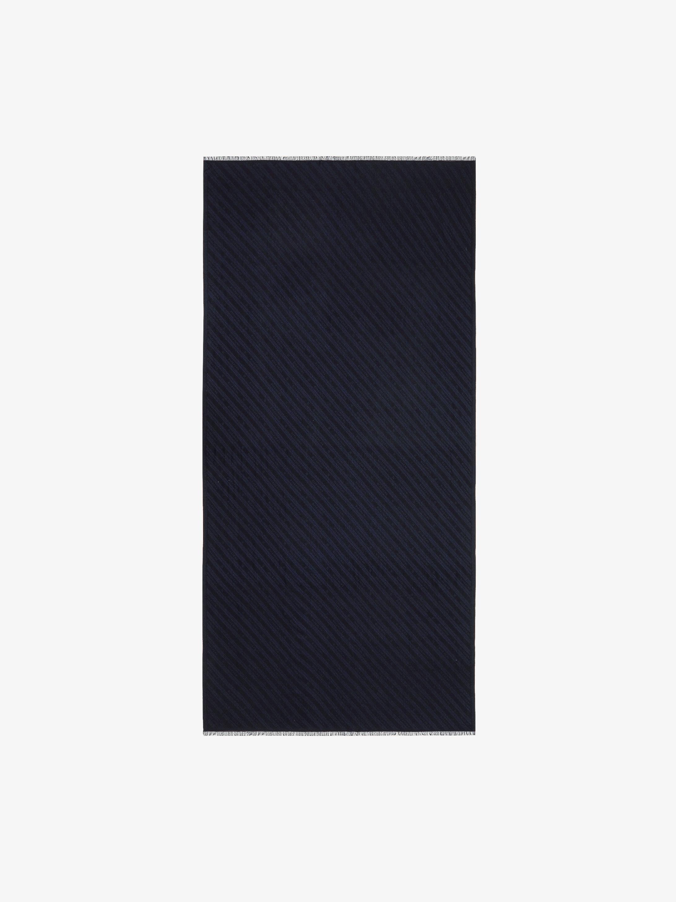 Étole GIVENCHY Chaîne en cachemire, laine et soie