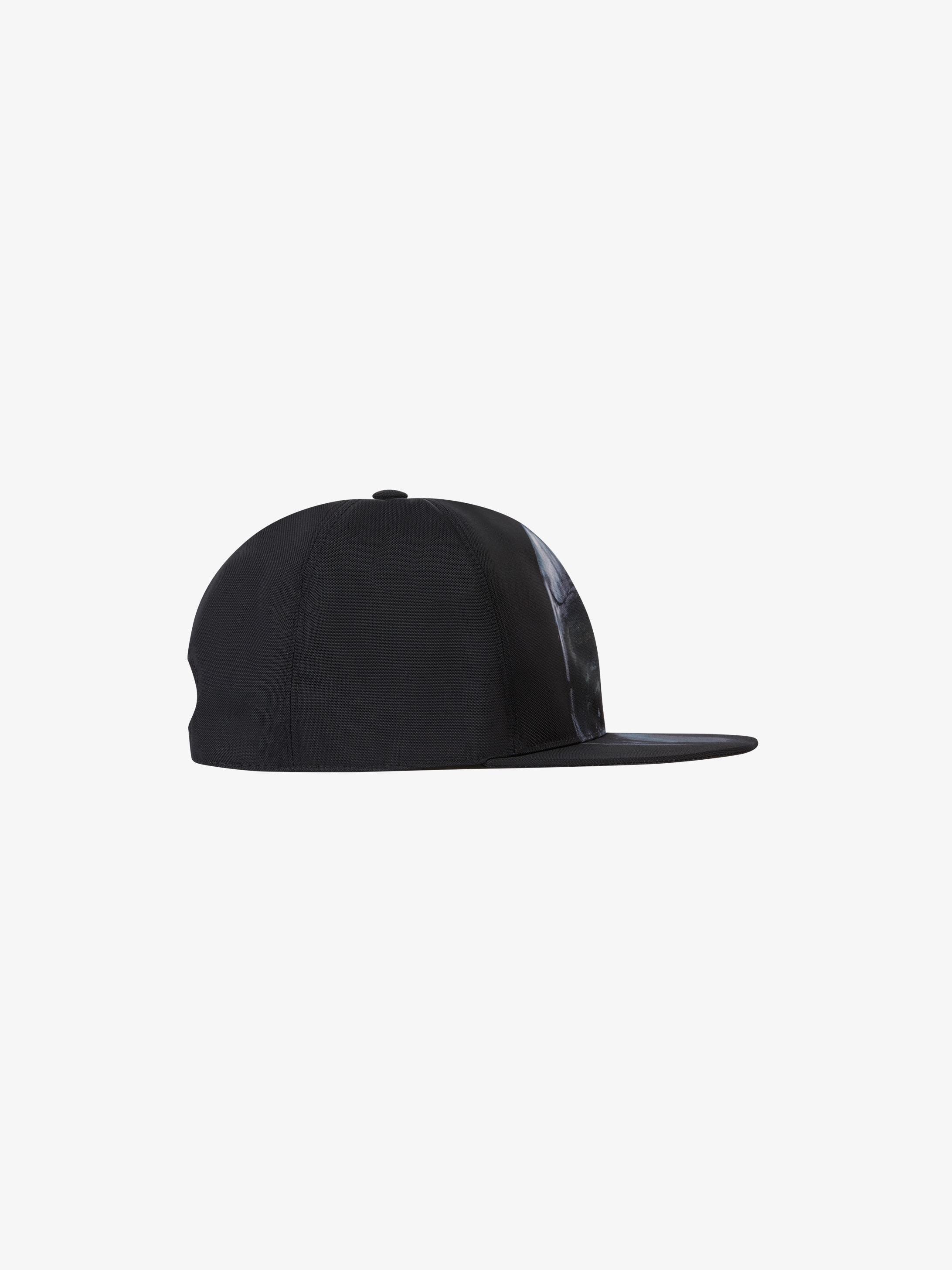 Shark printed cap