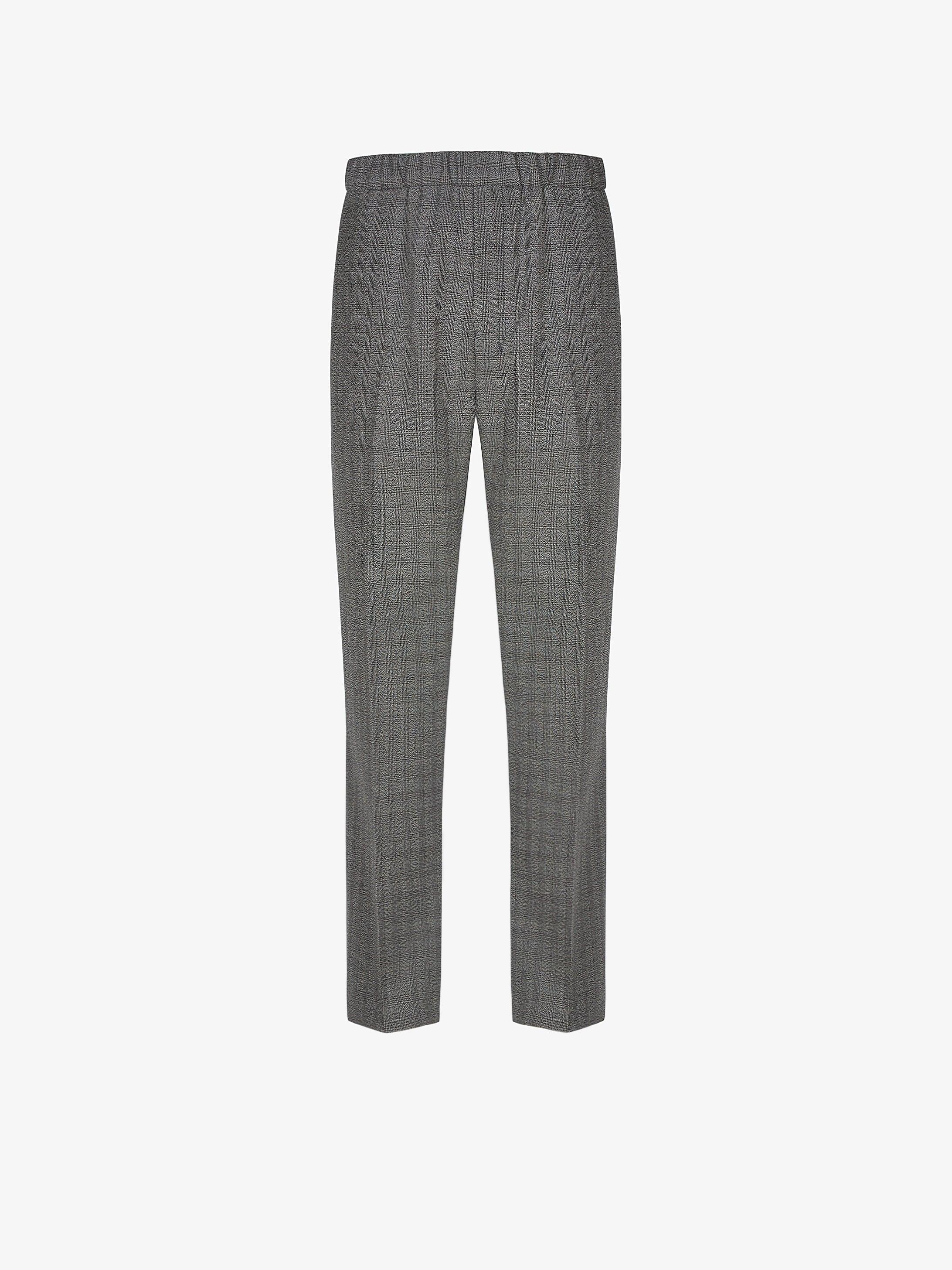 Pantalon en Prince de Galles