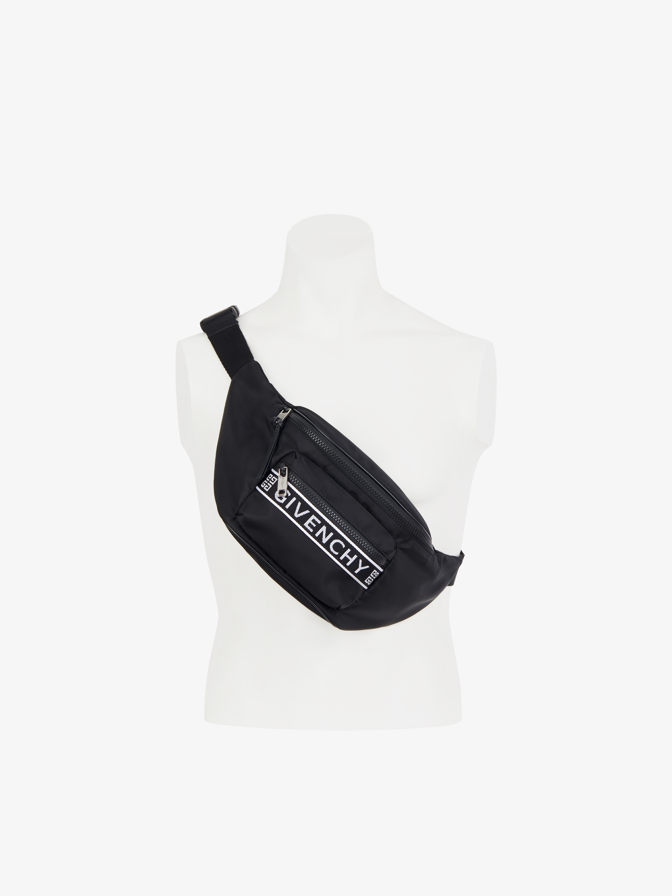 4G GIVENCHY large bum bag in nylon
