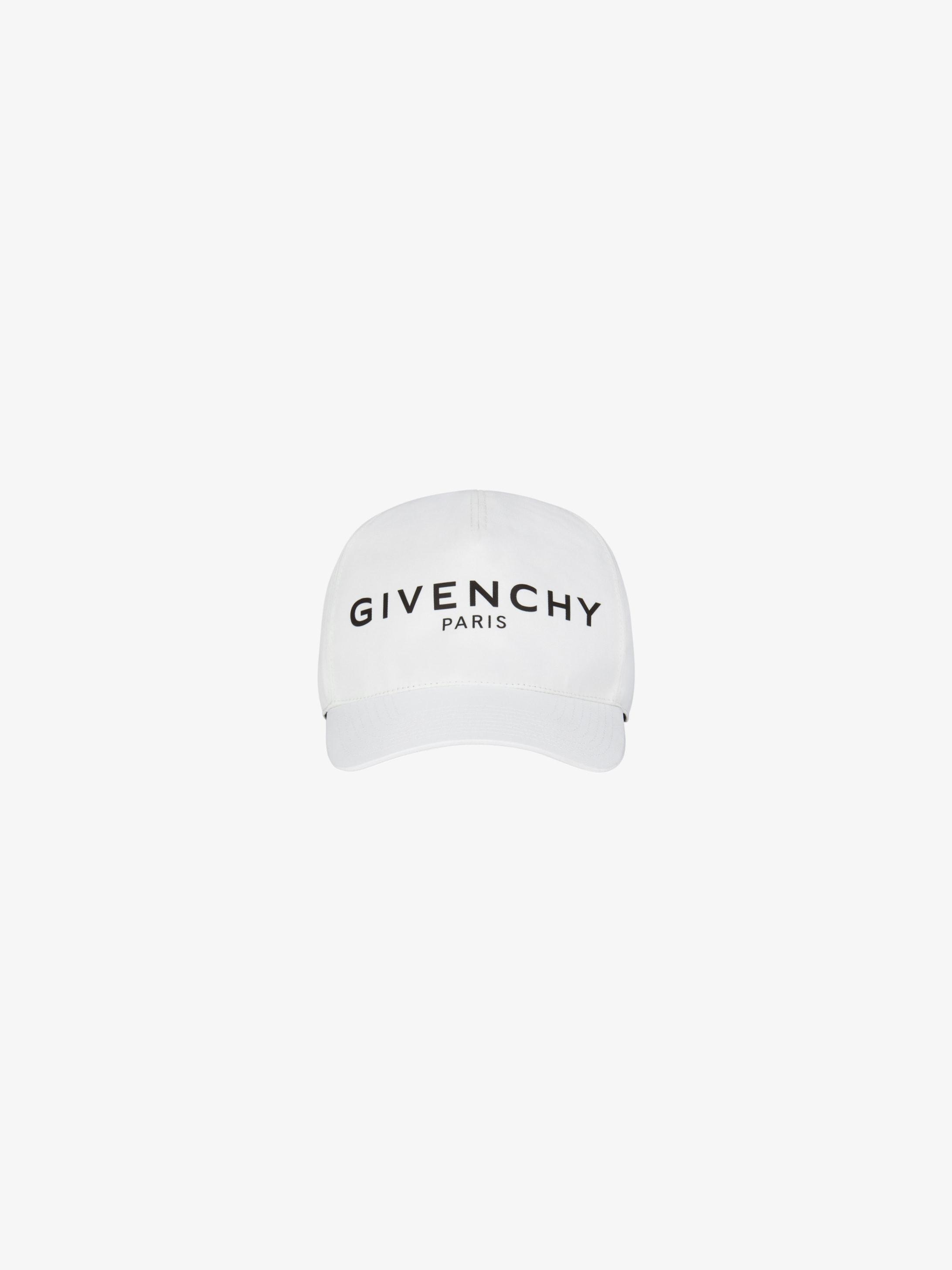 GIVENCHY PARIS cap in nylon