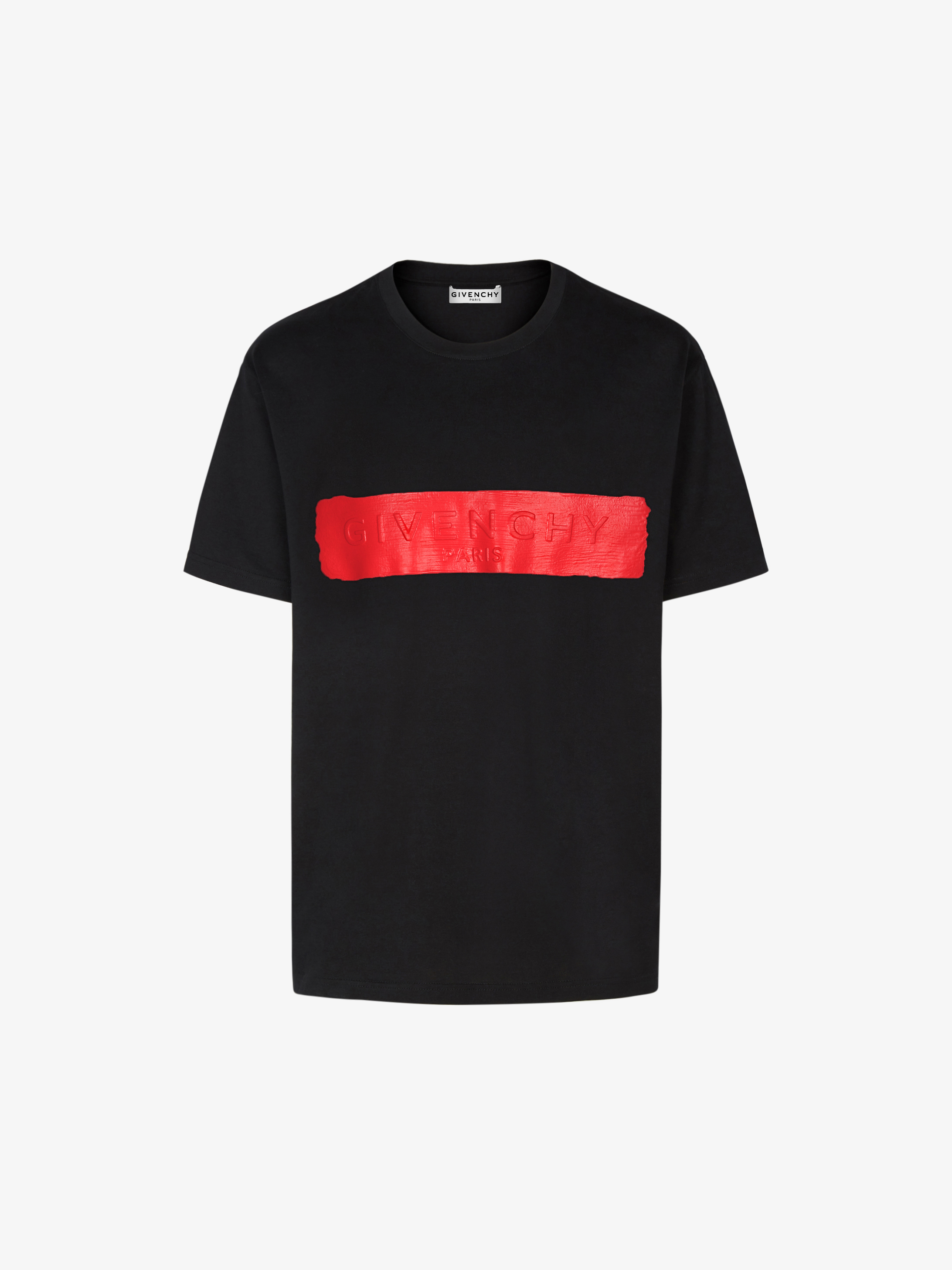 GIVENCHY t-shirt with band