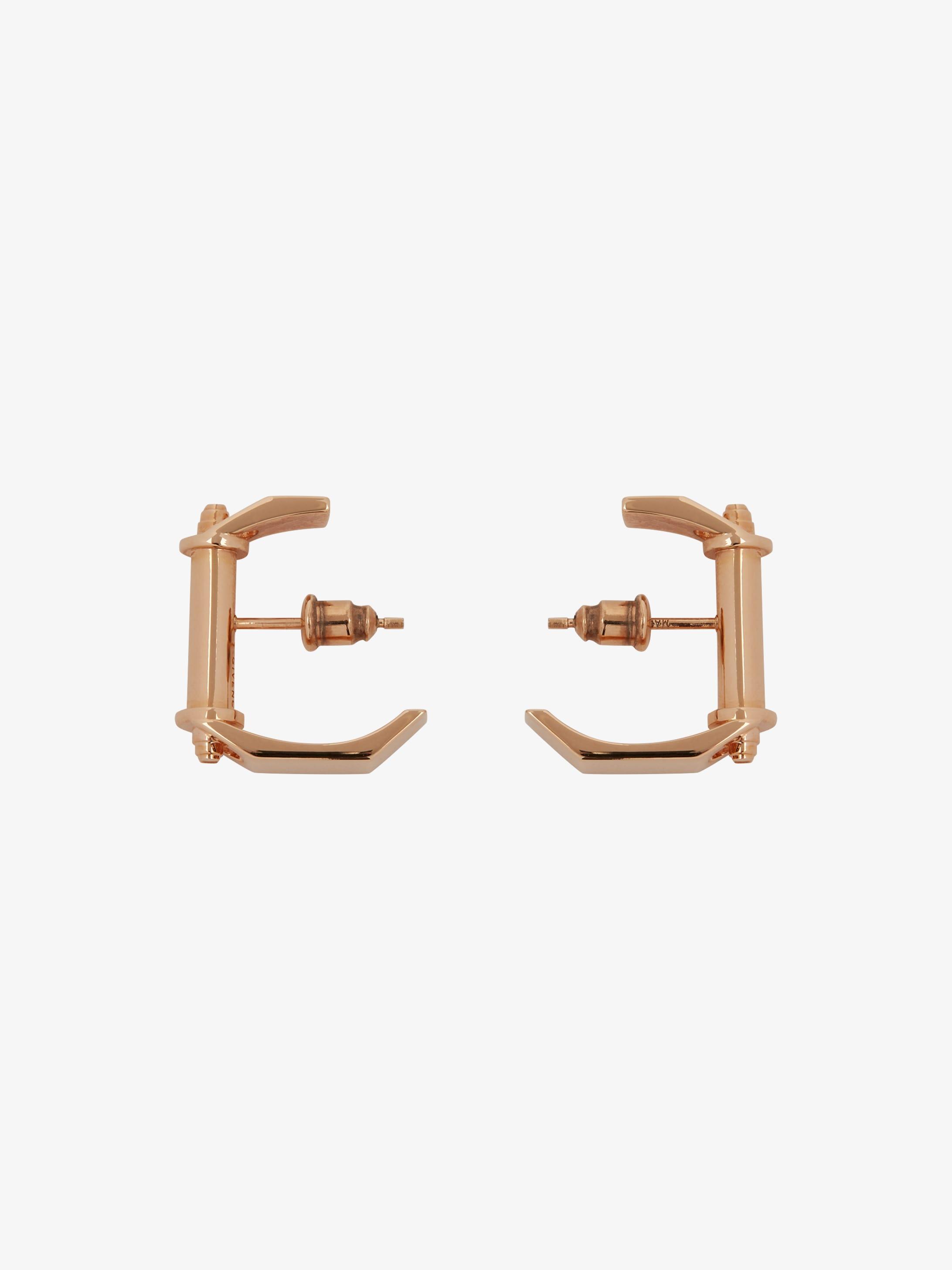 Obsedia Sharp earrings