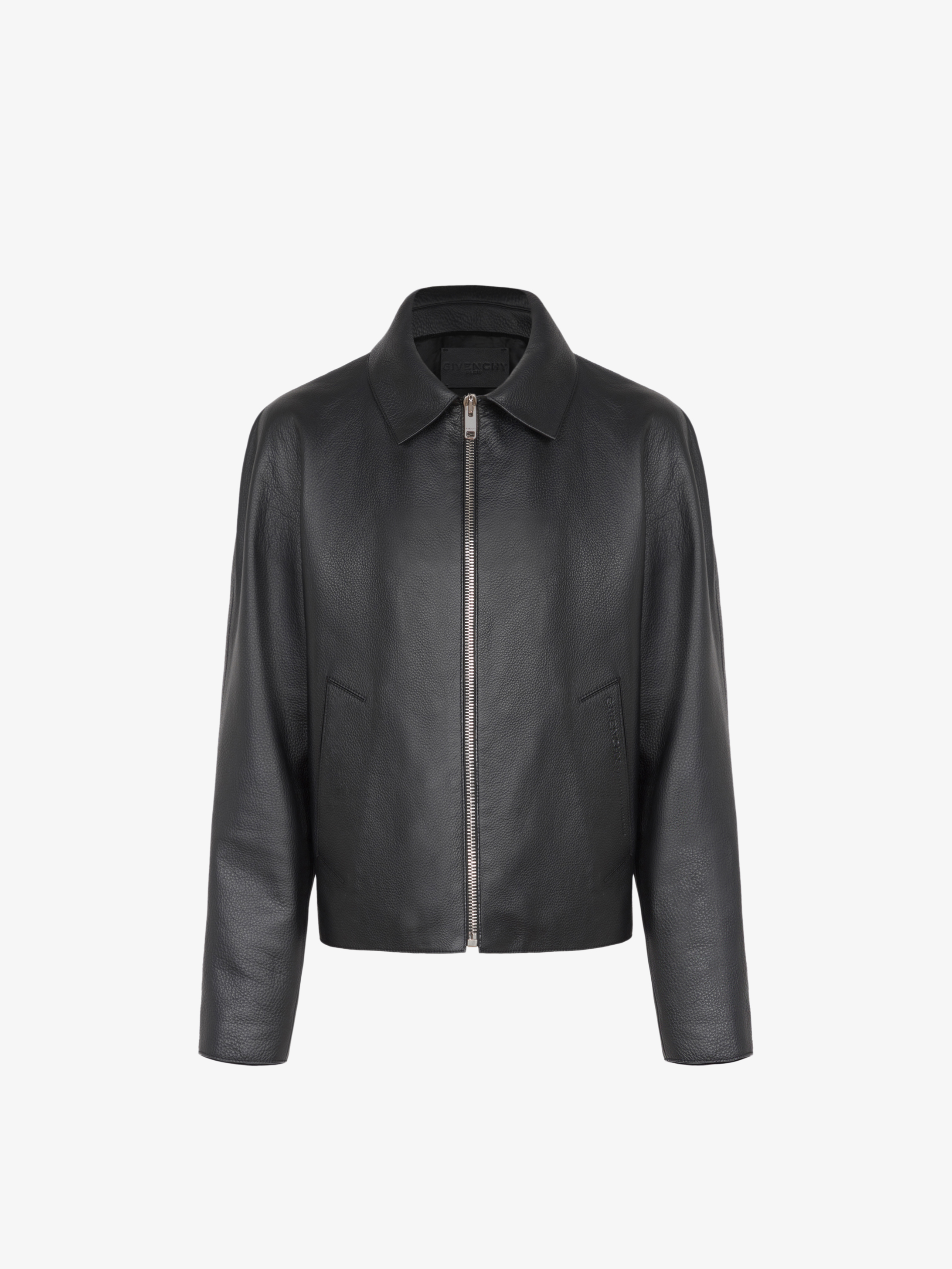 GIVENCHY jacket in leather