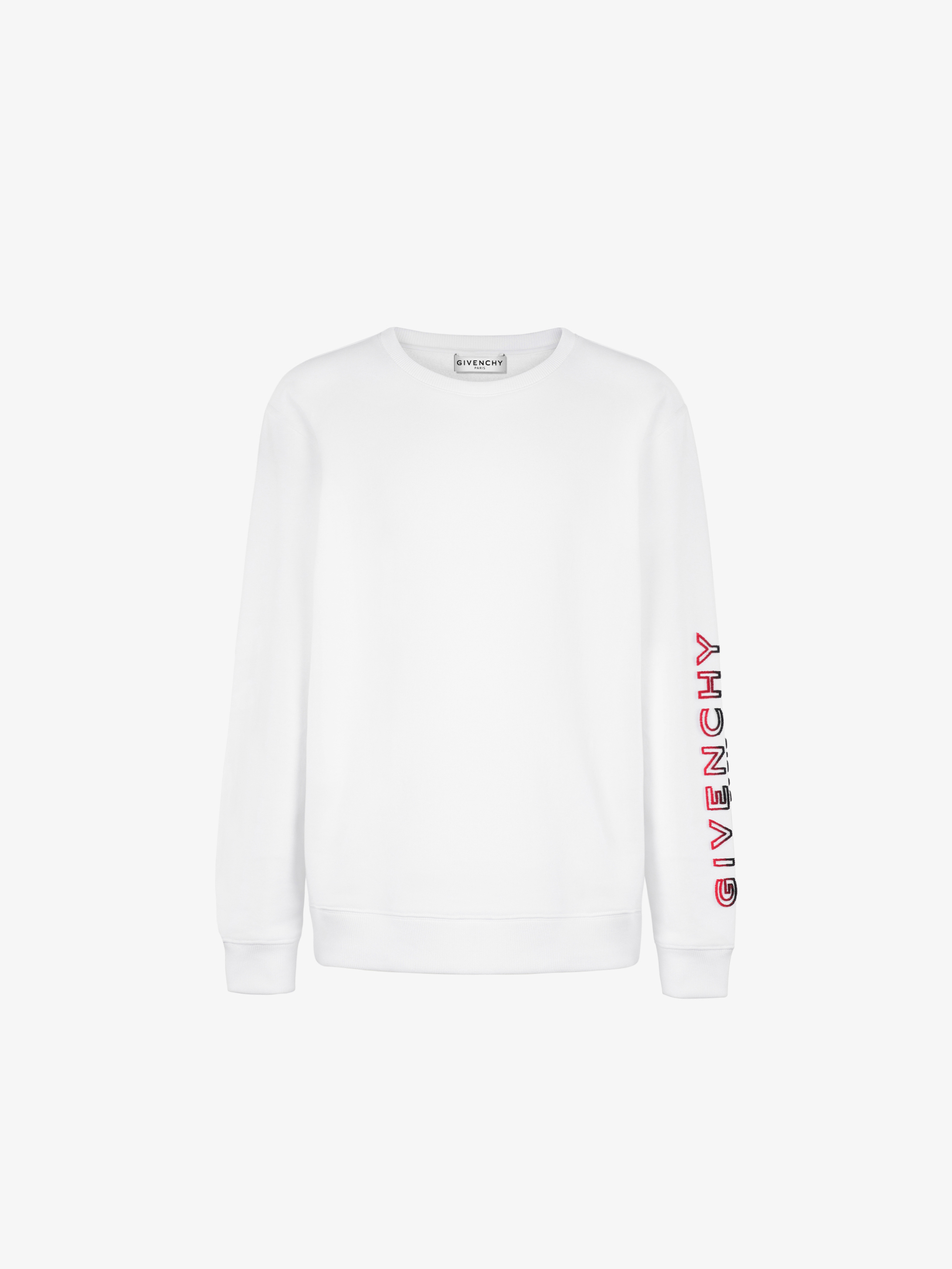 GIVENCHY faded sweatshirt