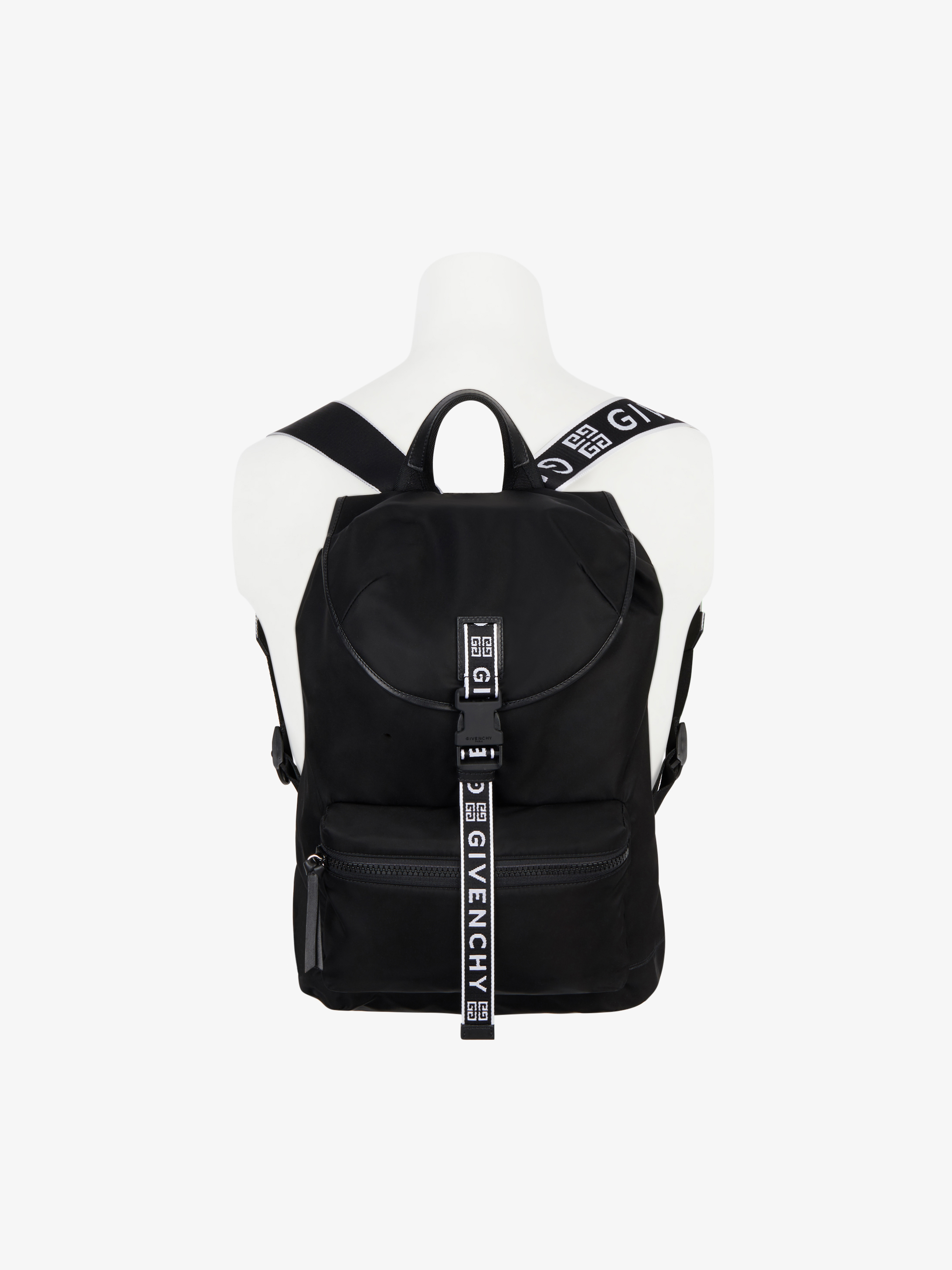 GIVENCHY 4G packaway backpack