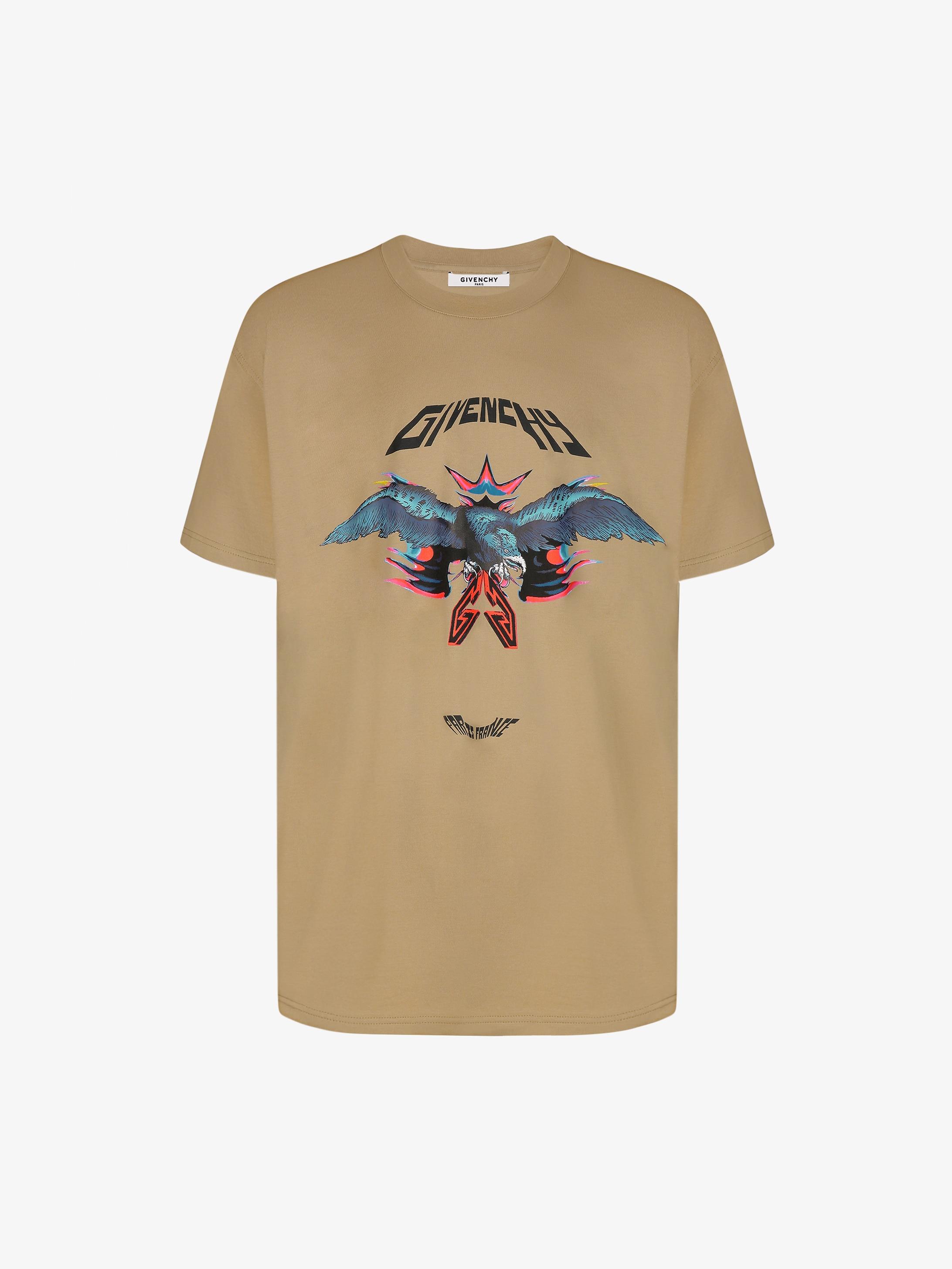Givenchy Eagle oversized t-shirt