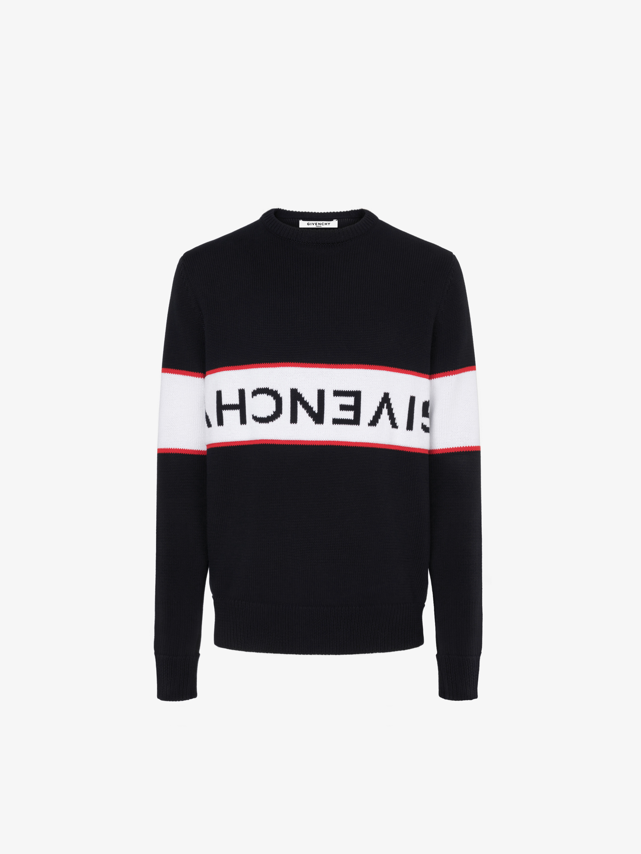 GIVENCHY reverse sweater