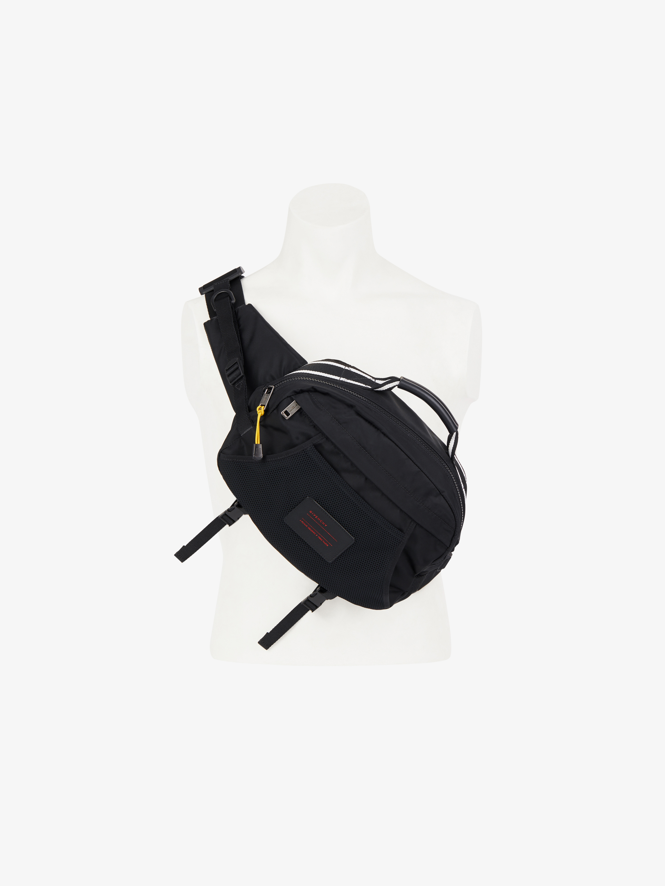 Givenchy large bum bag in nylon