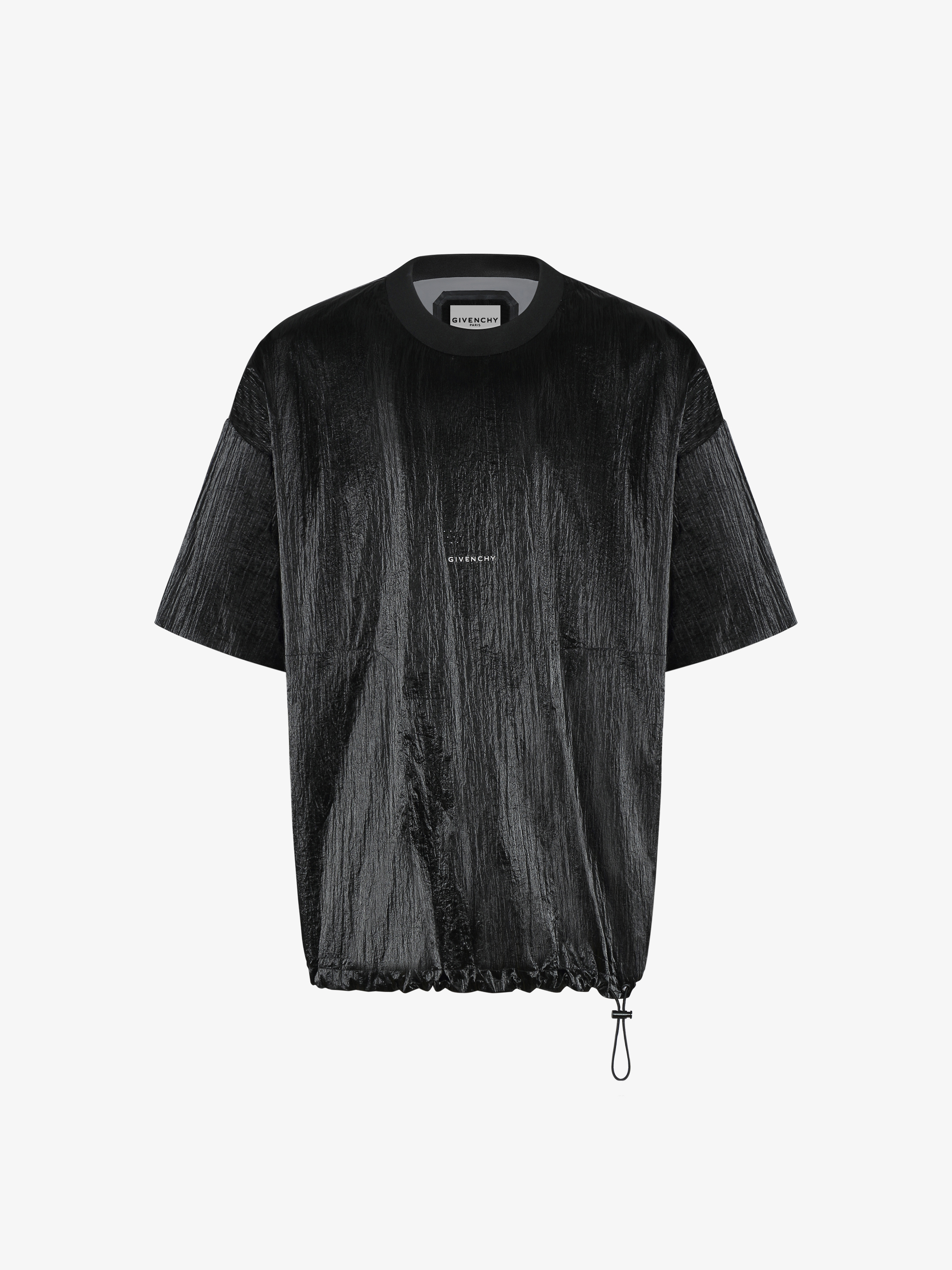 T-shirt GIVENCHY en nylon effet velours