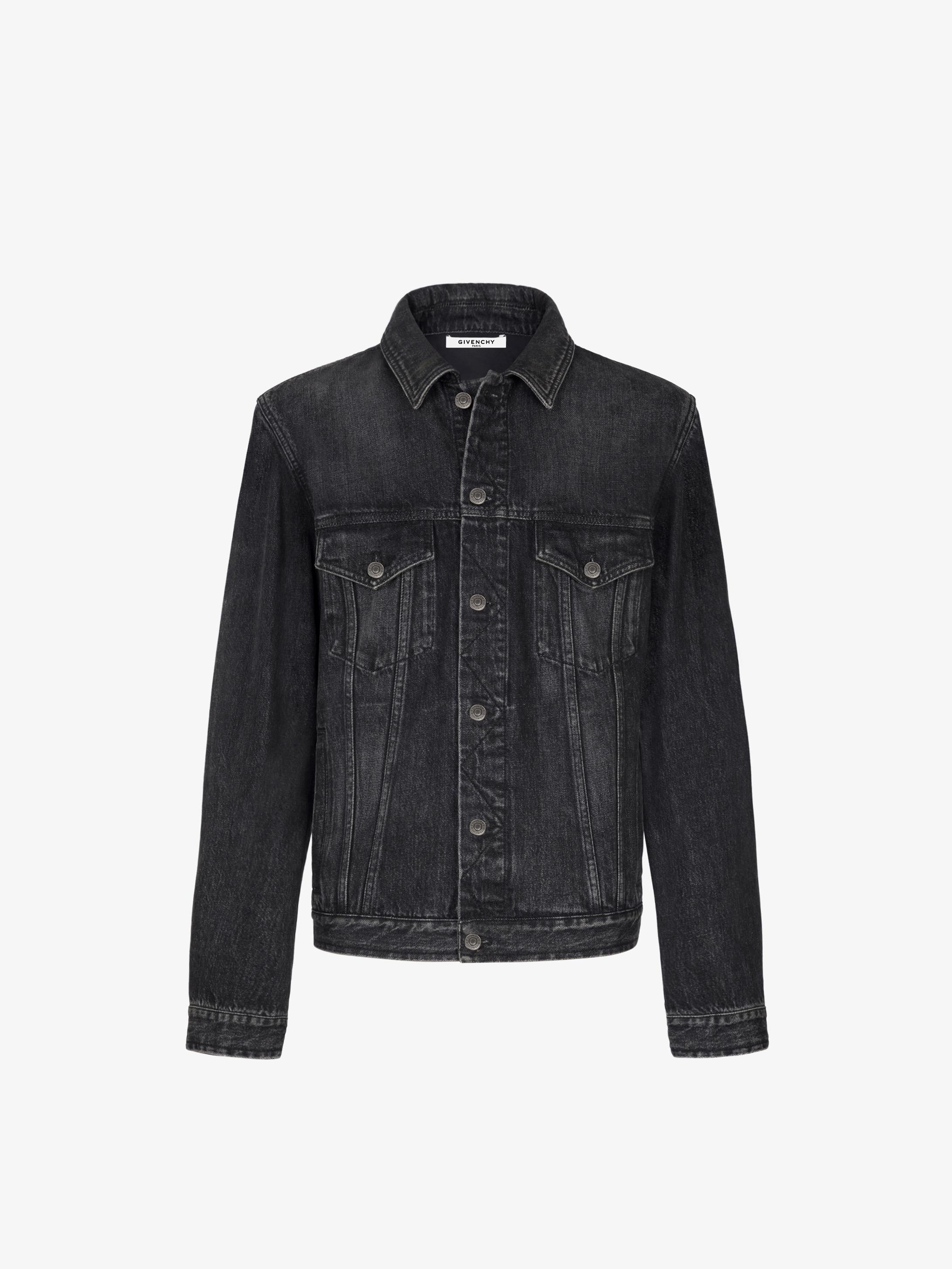 Atelier GIVENCHY jacket in denim