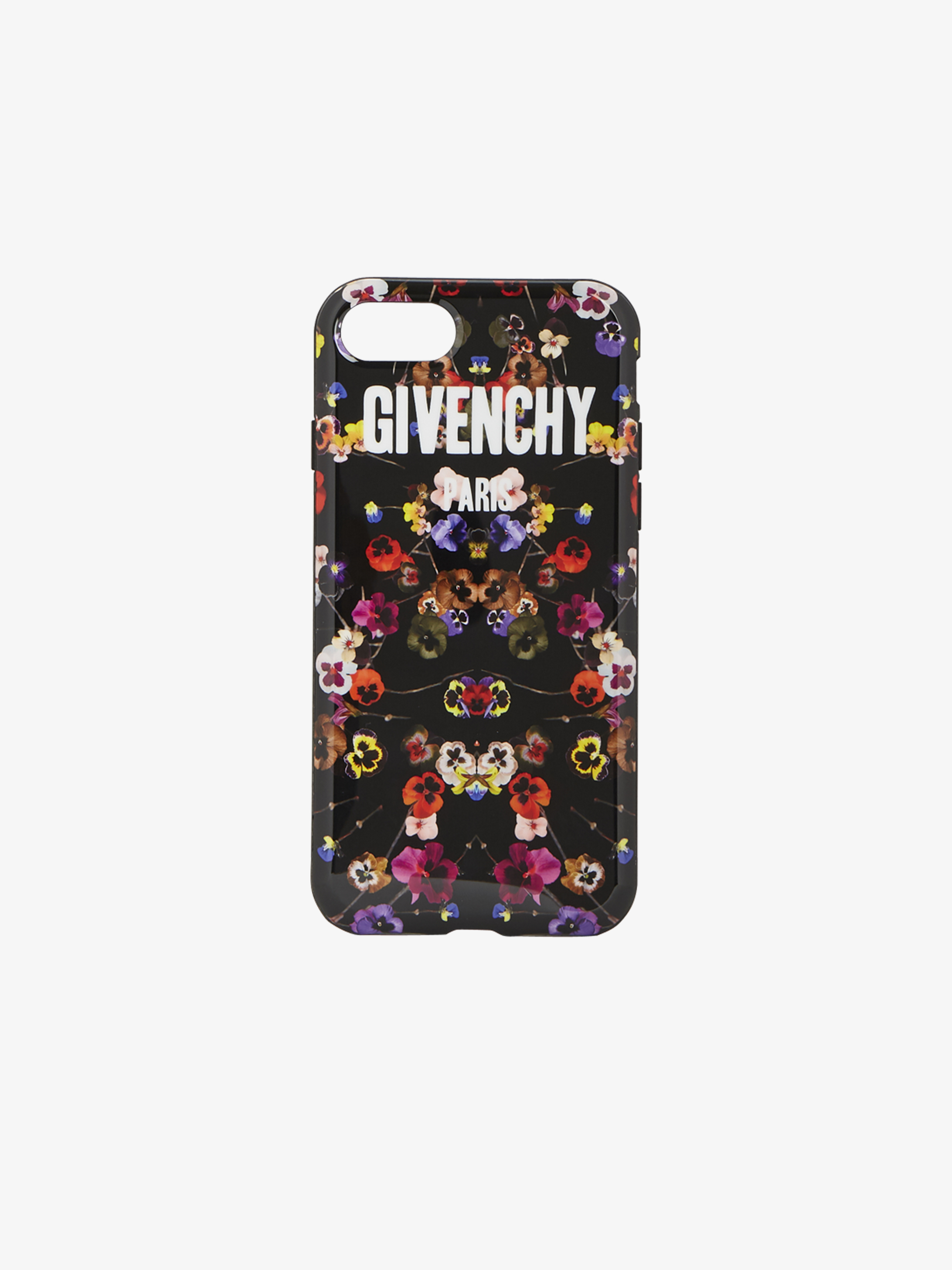 Flower printed Iphone 7 hard case