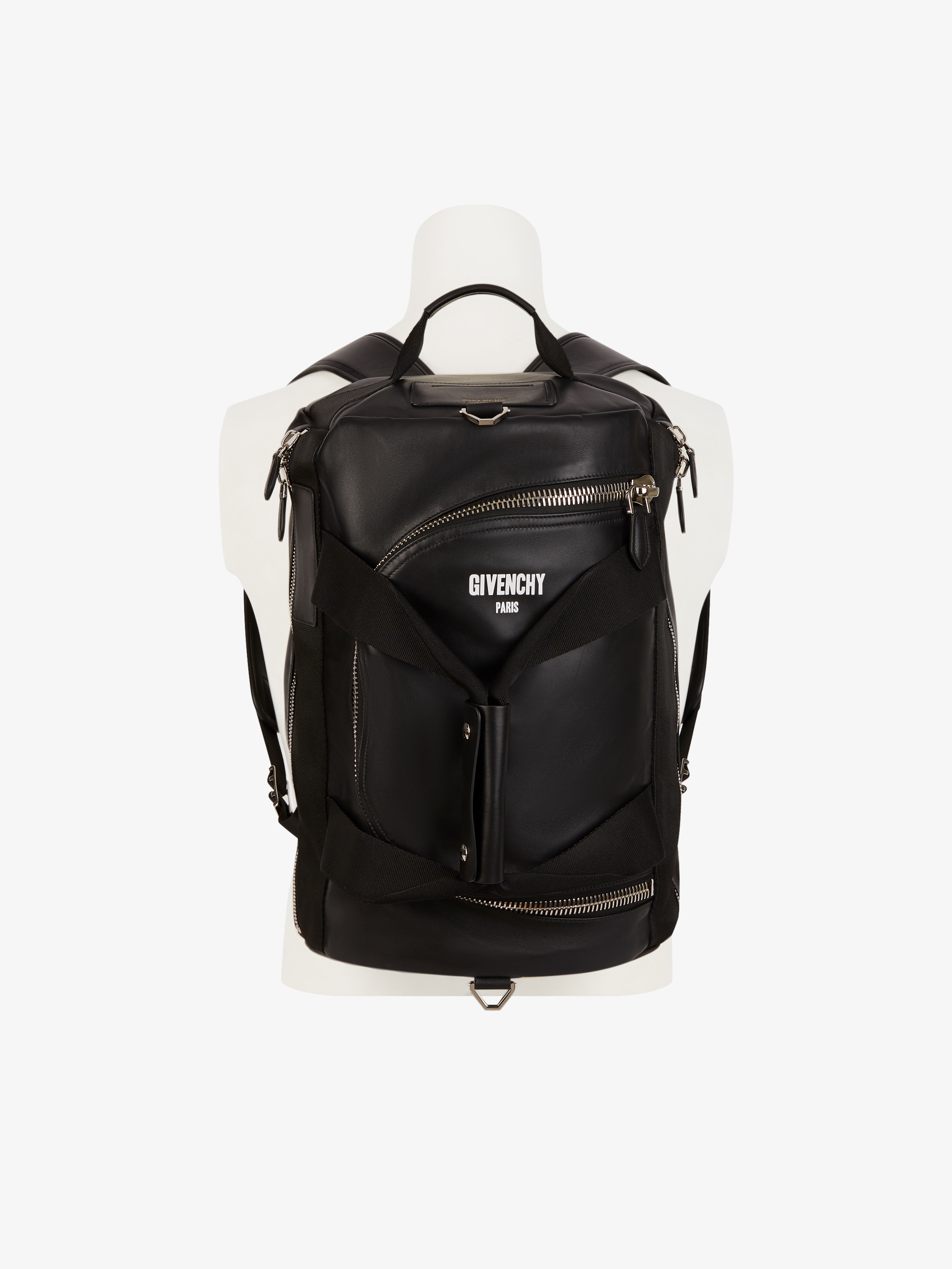 Backpack with GIVENCHY PARIS logo