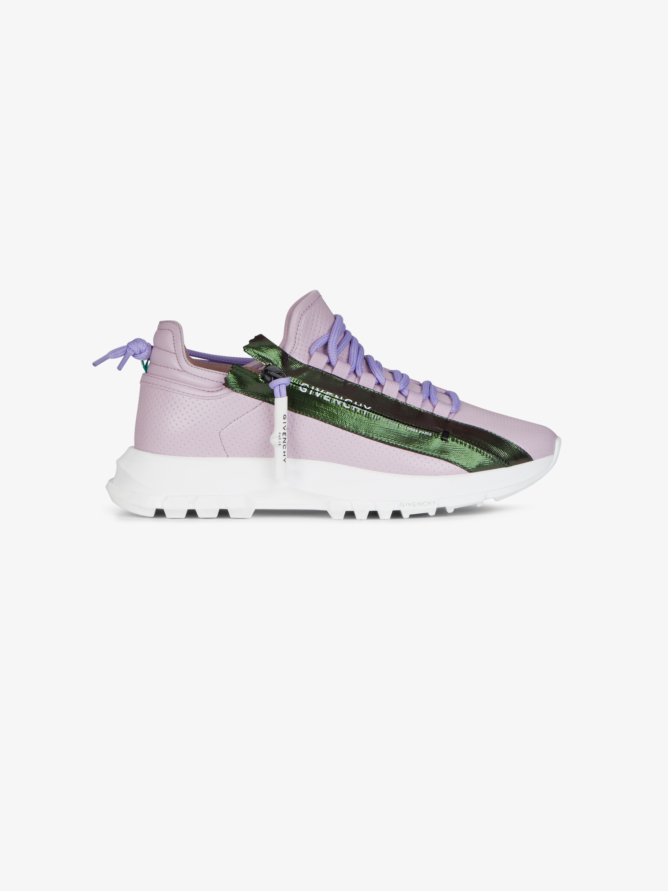 Sneaker basse da running Spectre con zip